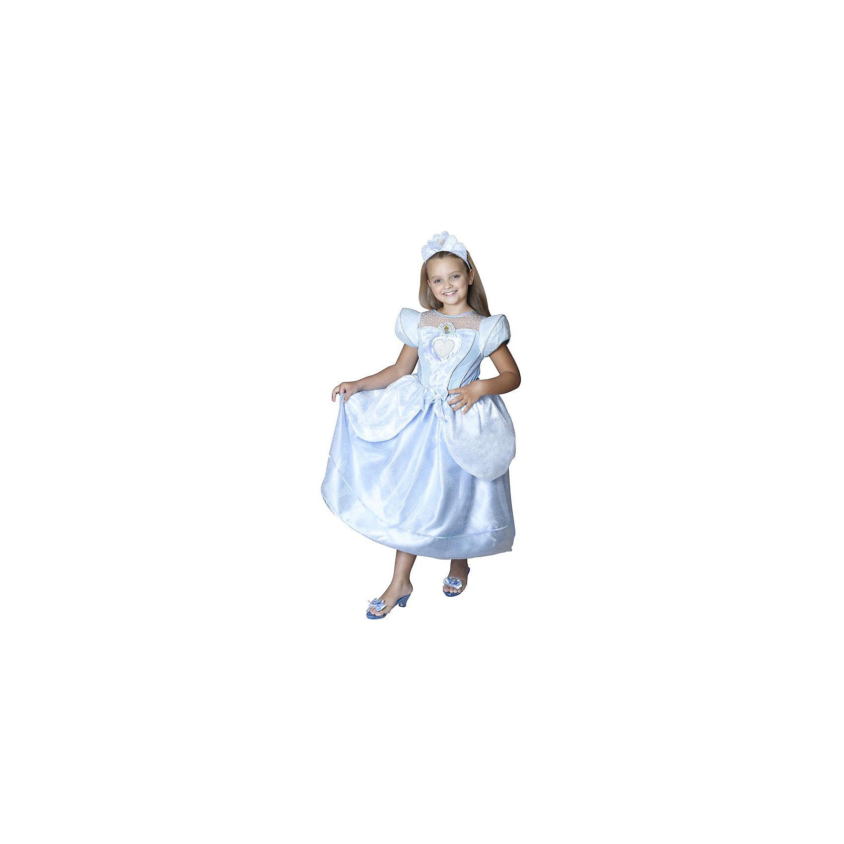 Christys Christys 104 - 128 Премиум-костюм Золушка с тиарой