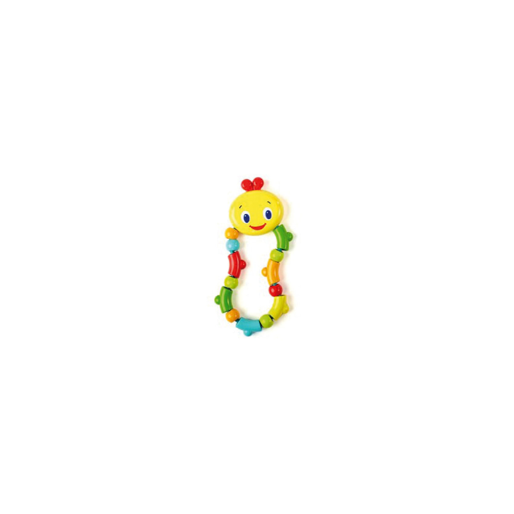 Bright Starts Развивающая игрушка-прорезыватель Гусеничка Bright Starts