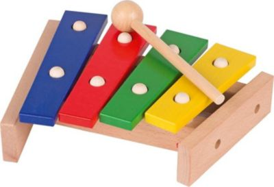 Ксилофон 4 Ноты , Goki