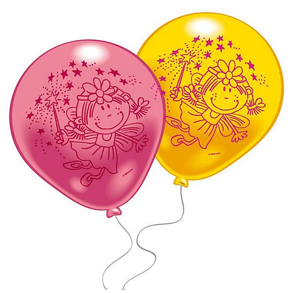 10 шариков с рисунком Забавная ФеяВоздушные шары<br>Размер упаковки: 15х23 см.  <br>Набор надувных шариков для декорирования помогут Вам необычно украсить комнату к празднику.  <br>Шарики розовых и оранжевых цветов украшены рисунками забавной феи.  <br>Шарики сделаны из безопасных материалов. <br>В комплекте: 10  шариков.<br><br>Ширина мм: 150<br>Глубина мм: 230<br>Высота мм: 10<br>Вес г: 65<br>Возраст от месяцев: 36<br>Возраст до месяцев: 1188<br>Пол: Женский<br>Возраст: Детский<br>SKU: 2433011