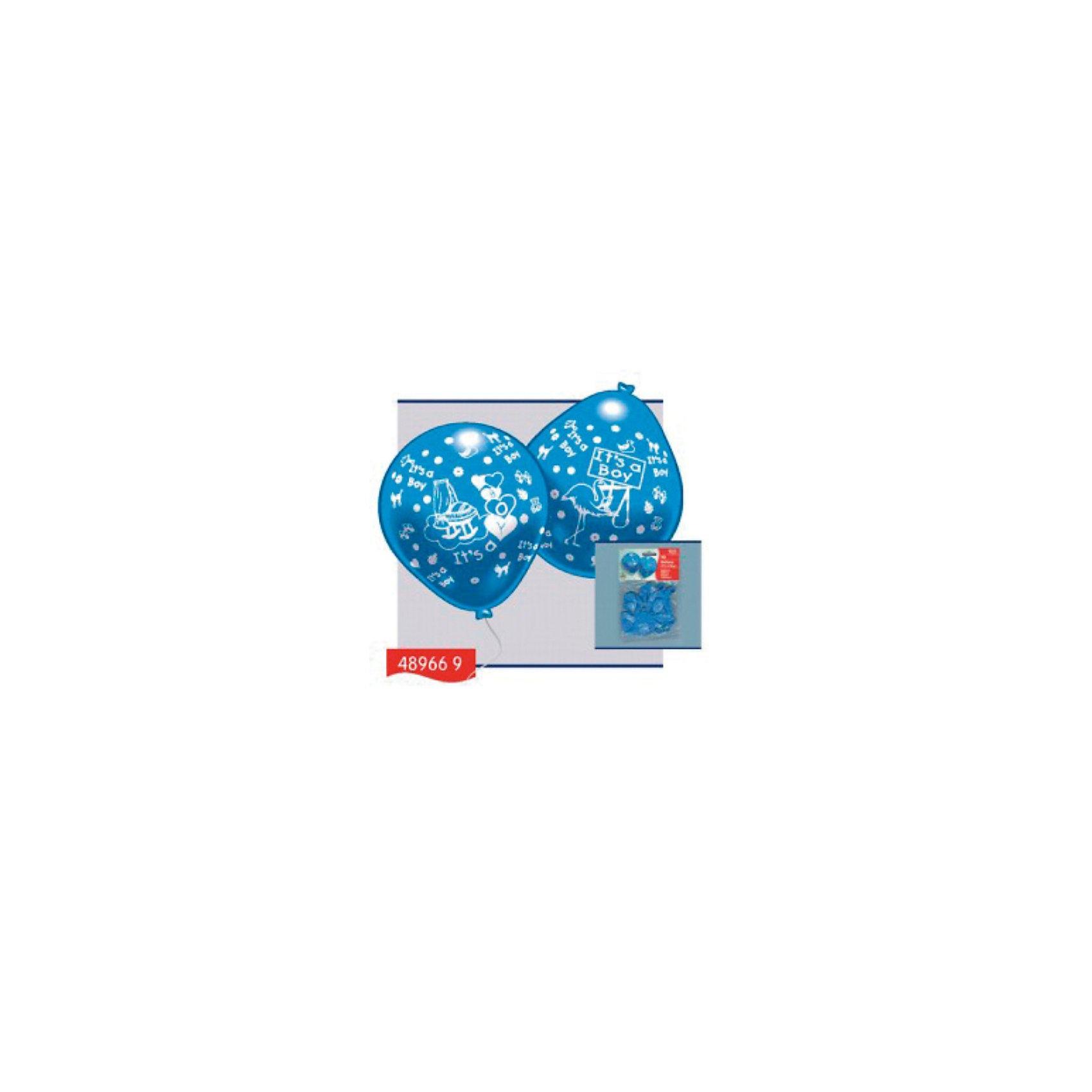Everts 10 шариков с рисунком