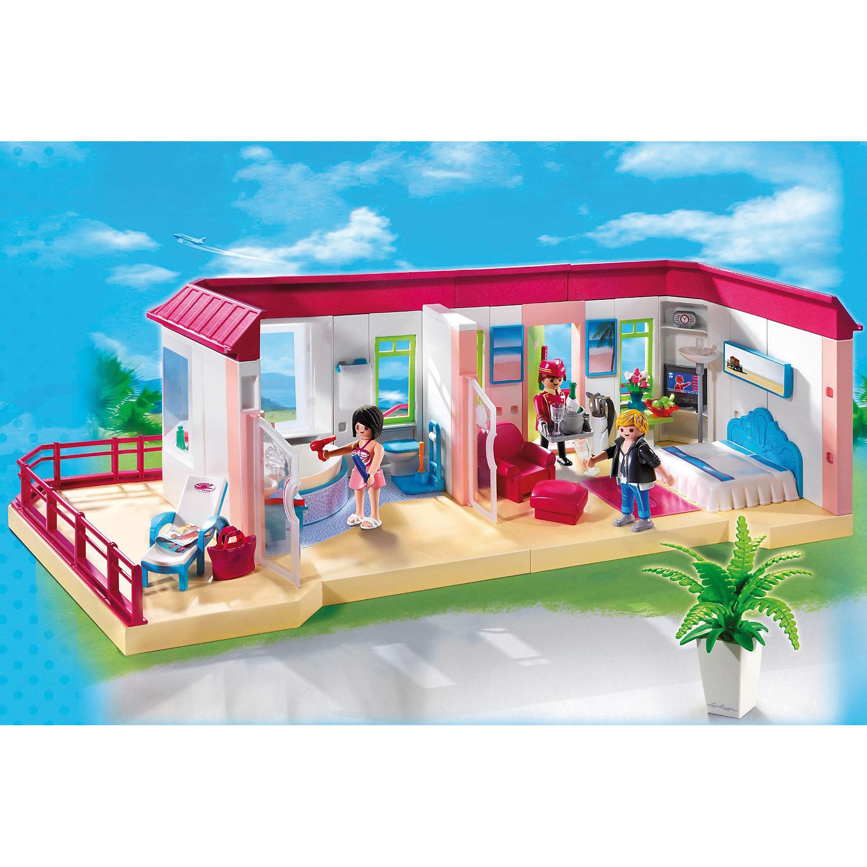 PLAYMOBIL® PLAYMOBIL5269 Отель: Номер люкс