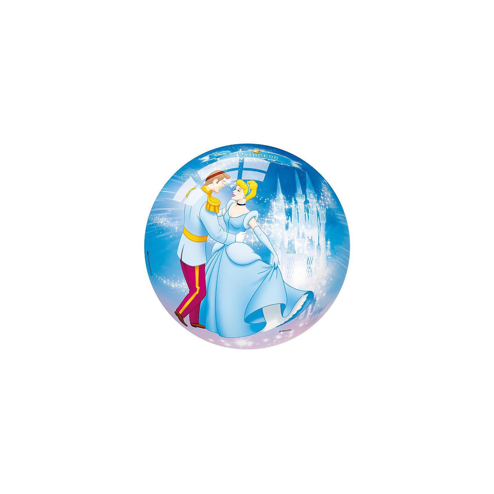 Мяч Принцессы 23 см, MondoВсе дети очень любят играть в мячи. А если это легкий мяч, высоко отскакивает от пола, да еще яркий, красочный, с изображением любимых героев мультфильма, то играть становится вдвойне интересней.<br><br>Дополнительная информация:<br><br>- Диаметр мяча: 23см<br><br>ВНИМАНИЕ: Данный артикул представлен в разных цветовых исполнениях. К сожалению, заранее выбрать определенный цвет нельзя. При заказе нескольких мячей возможно получение одинаковых.<br><br>Mondo Мяч Принцессы 23 см можно купить в нашем магазине.<br><br>Ширина мм: 220<br>Глубина мм: 20<br>Высота мм: 220<br>Вес г: 125<br>Возраст от месяцев: 36<br>Возраст до месяцев: 1188<br>Пол: Унисекс<br>Возраст: Детский<br>SKU: 2439615