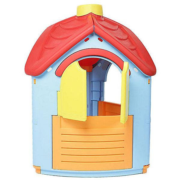 PalPlay Домик - ВиллаДомики и мебель<br>Marianplast Домик – Вилл - очень уютный домик для детей от 1,5 до 6 лет.<br><br>Домик очень устойчив, легко собирается без использования инструментов — детали соединяются и закрепляются специальными пластиковыми гайками, которые входят в комплект.<br><br>Игровой домик Marian Plast изготовлен из яркого, прочного, нетоксичного пластика, устойчивого к выцветанию и воздействию влаги, с соблюдением европейского стандарта качества и безопасности для детских товаров.<br><br>Дополнительная информация:<br><br>Размер домика: 95x102x126 см. <br>Размер упаковки: 112x92x25 см.<br>Вес 11,6 кг, с упаковкой 13,65 кг<br>Материал: высокопрочный пластик<br><br>Домик стимулирует малыша к активным действиям и движению, развивает воображение. Яркий и красочный, он обязательно понравится вашему ребенку!<br>Ширина мм: 950; Глубина мм: 1020; Высота мм: 1260; Вес г: 16500; Возраст от месяцев: 18; Возраст до месяцев: 144; Пол: Унисекс; Возраст: Детский; SKU: 2442782;