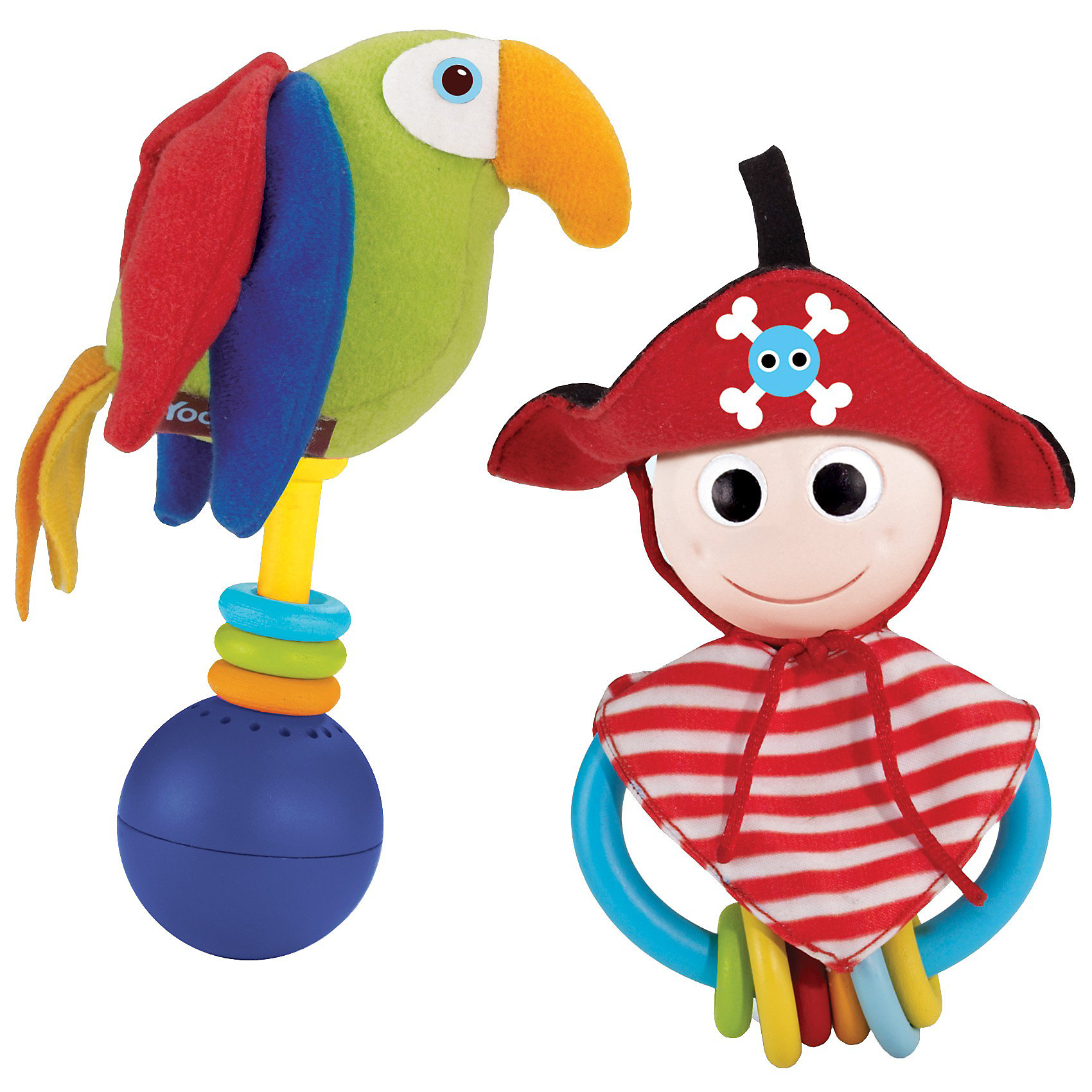 Yookidoo Веселый пират от myToys