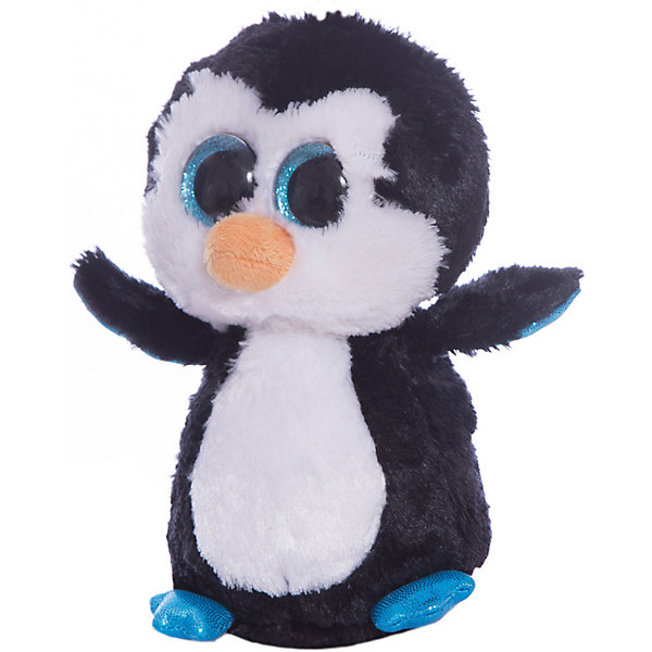 Пингвин Waddles, TyМягкие игрушки животные<br>Замечательный Пингвин Waddles от Ту станет самым лучшим другом Вашему малышу. Он станет любимой игрушкой, с которой можно весело играть днем и уютно засыпать ночью. Игрушечный пингвинчик составит приятную компанию малышу на прогулке. Он представляет новую коллекцию мягких игрушек Beanie Boos. Особенность игрушки в том, что она понравится как мальчикам, так и девочкам. Замечательный Пингвин Waddles с невероятно добрыми искренними глазками еще никого не оставлял равнодушным! У пингвинчика мягкая шерстка черного и белого цвета. Ребенок может разыгрывать любые сюжеты с забавным другом, благодаря чему у него будет развиваться фантазия, воображение, а также навыки сюжетно-ролевой игры. Заботясь о маленьком друге малыш научится бережному отношению к своим вещам, игрушкам и животным. Рассказав ребенку о пингвинах и их жизни в Арктике, Вы расширите представления малыша об окружающем мире!<br><br>Дополнительная информация:<br><br>- Игрушка развивает: тактильные навыки, зрительную координацию, мелкую моторику рук;<br>- Материалы не вызовут аллергии у Вашего малыша;<br>- Яркие и стойкие цвета приятны для глаз;<br>- Материал: ткань, пластик, искусственный мех;<br>- Наполнение: синтепон;<br>- Высота игрушки: 15,24 см<br><br>Пингвина Waddles, Ty, можно купить в нашем интернет-магазине.<br>Ширина мм: 147; Глубина мм: 91; Высота мм: 75; Вес г: 82; Возраст от месяцев: 12; Возраст до месяцев: 60; Пол: Унисекс; Возраст: Детский; SKU: 2446697;