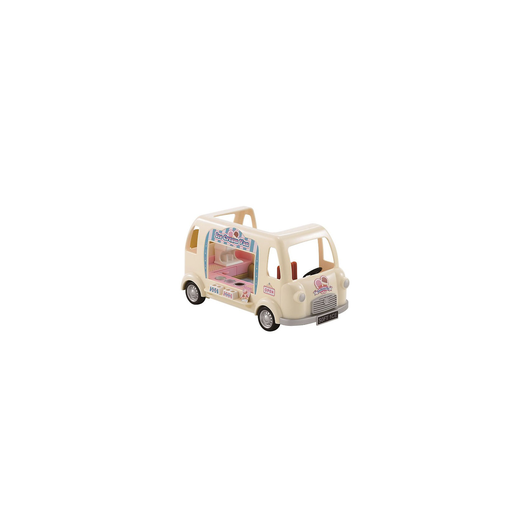 """- Набор """"Фургон с мороженым"""" Sylvanian Families"""