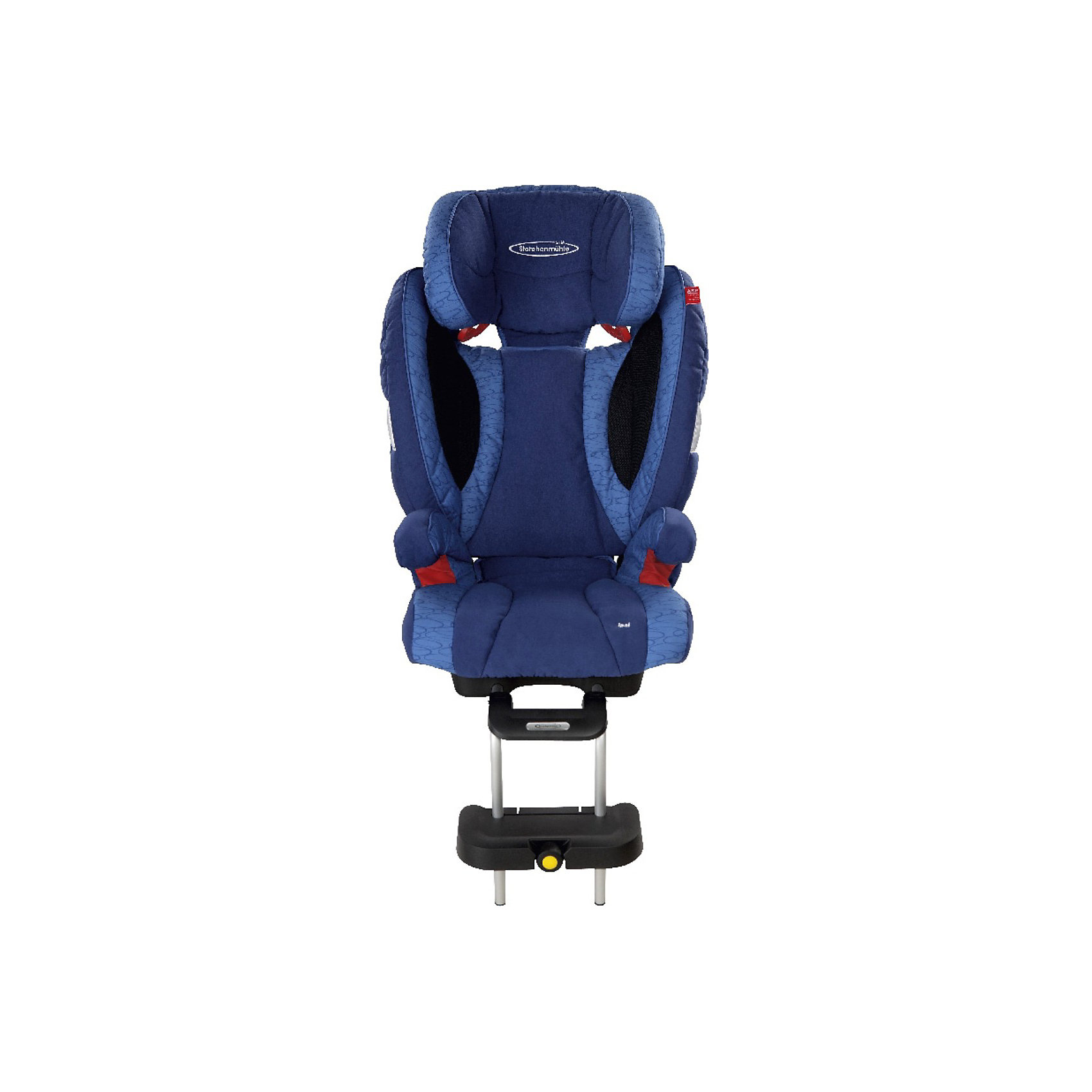 Подставка для ног к креслу Monza , STM, черный