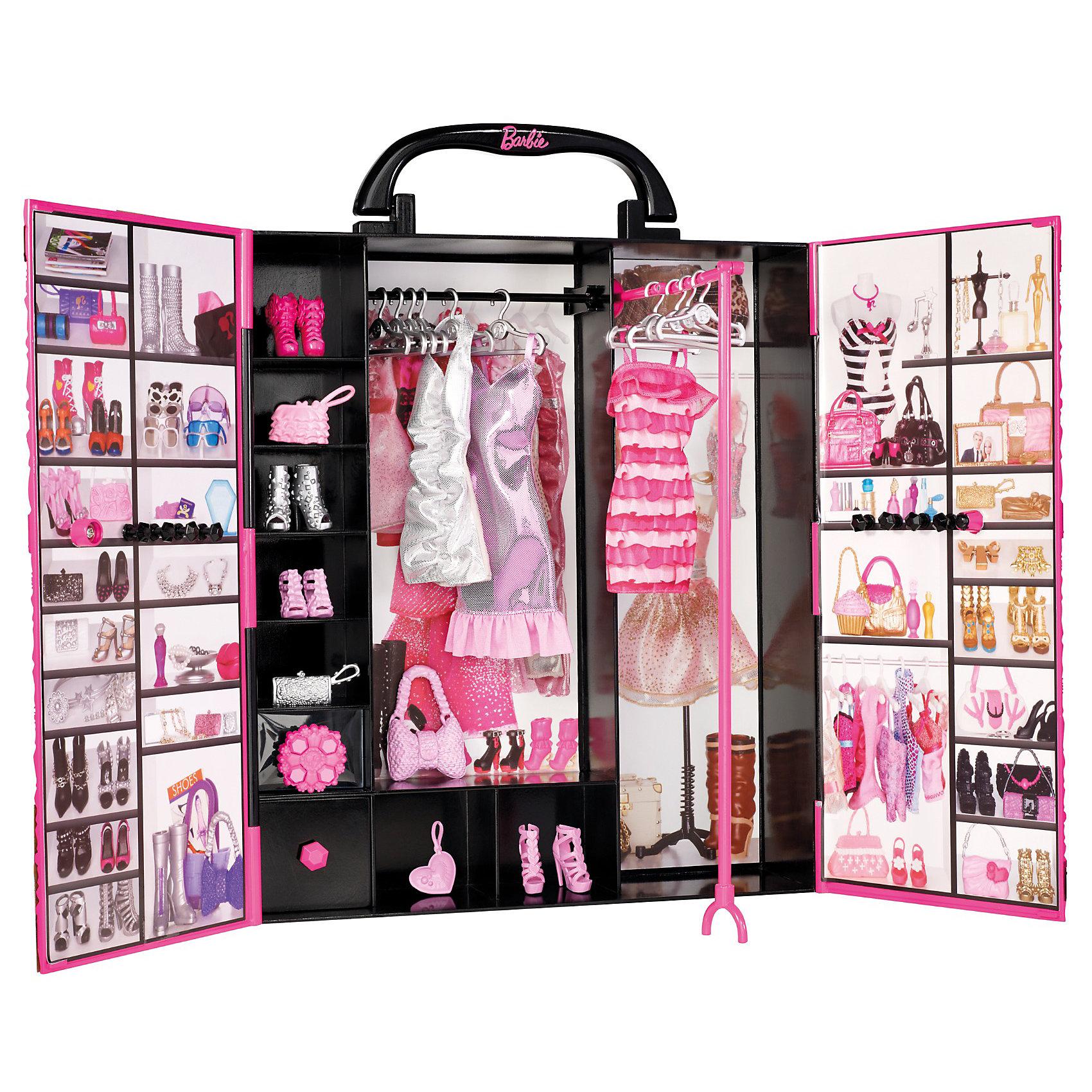 Шкаф для одежды, Barbie