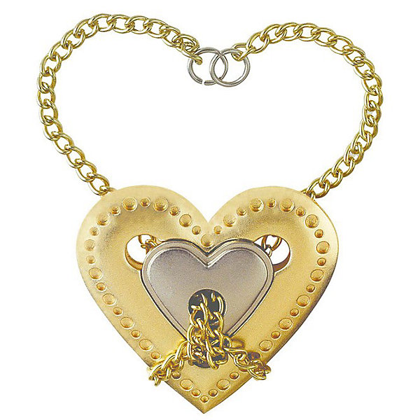 Головоломка Heart, Уровень 4, HanayamaКлассические головоломки<br>Характеристики:<br><br>• возраст: от 7 лет;<br>• уровень сложности: 4;<br>• материал: металл;<br>• размер головоломки: 7х5х1 см;<br>• размер упаковки: 11,5х7,5х4,5 см;<br>• страна бренда: Япония.<br><br>От занимательной головоломки Heart Hanayama невозможно оторваться ни детям, ни взрослым, пока задача не будет решена.<br><br>Главная цель высвободить серебряное сердечко из оков цепочки, а после вернуть его на место. На первый взгляд все просто, но на деле придется хорошо постараться и распутать все переплетения.<br><br>Головоломка имеет продвинутый уровень сложности за счет чего лучше развивает пространственное и логическое мышление, внимательность и усидчивость ребенка. Инструкция по решению не прилагается.<br><br>Головоломку Heart, уровень 4, Hanayama можно купить в нашем интернет-магазине.<br>Ширина мм: 120; Глубина мм: 75; Высота мм: 40; Вес г: 115; Возраст от месяцев: 84; Возраст до месяцев: 1188; Пол: Унисекс; Возраст: Детский; SKU: 2486044;