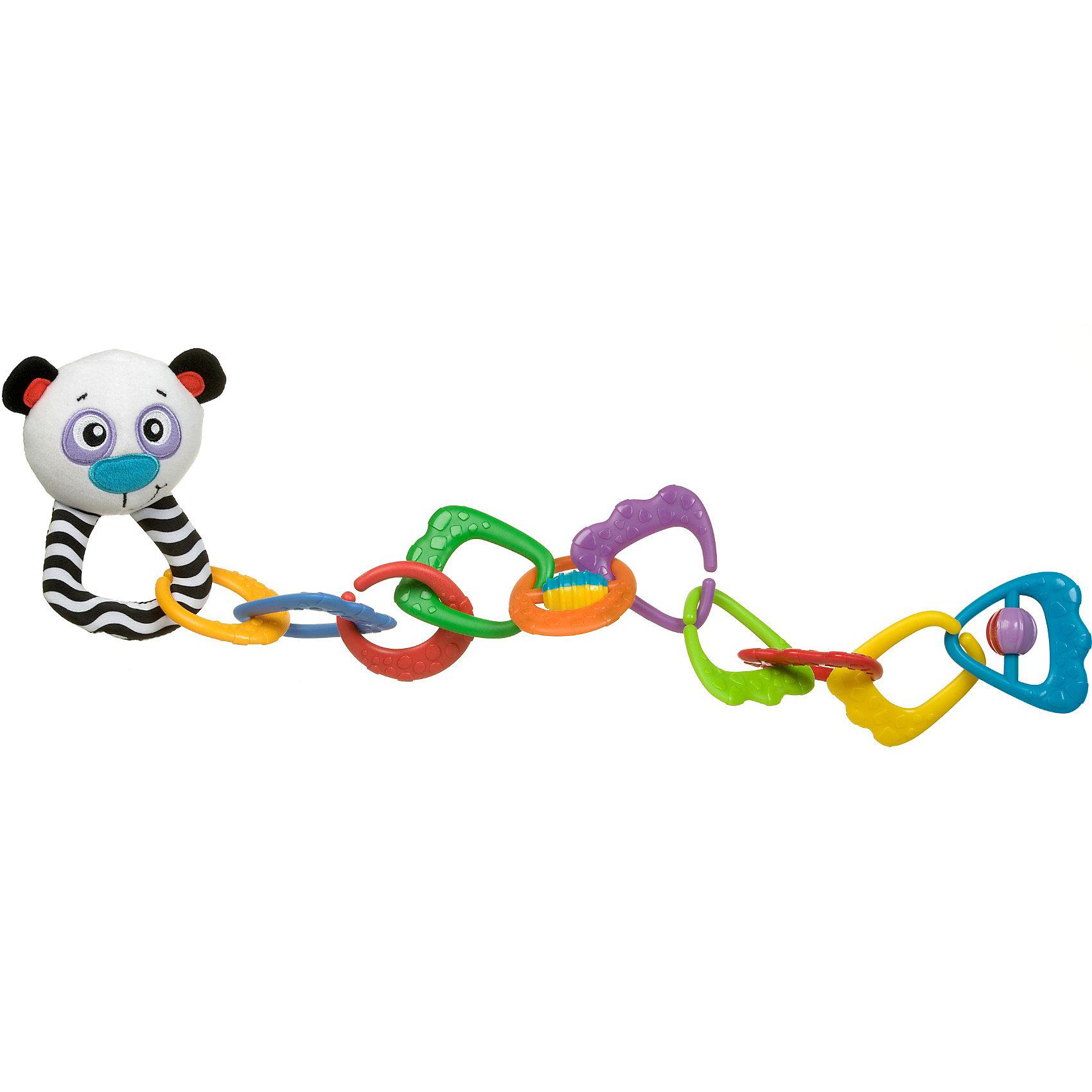 """Игрушка-прорезыватель """"Панда"""" Playgro от myToys"""