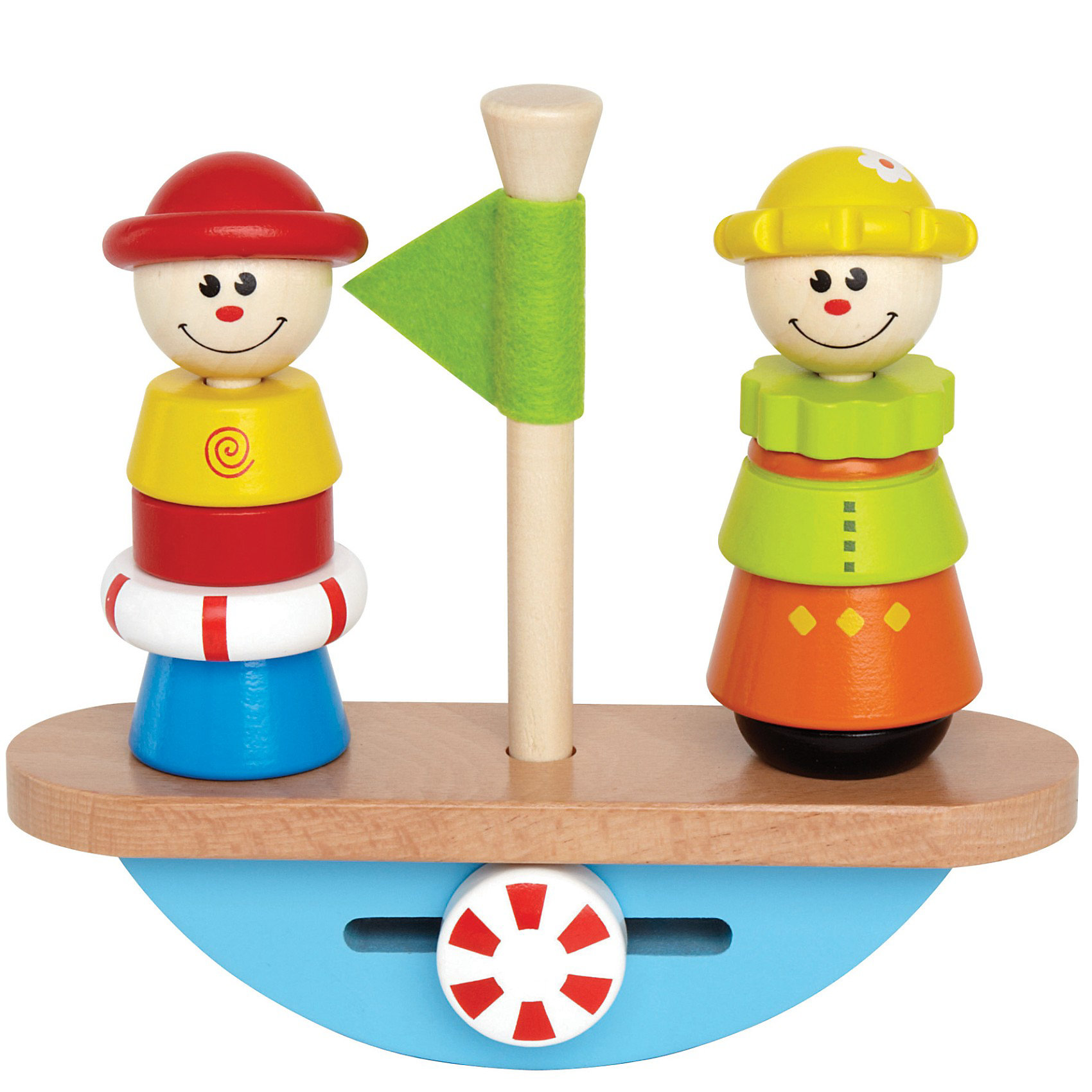 Игрушка деревянная Кораблик, HapeИгрушка деревянная Кораблик, Hape - обязательно понравится малышу!<br>По обе стороны кораблика расположены человечки-пирамидки, собирать и разбирать их нужно постепенно, т.к. кораблик  может потерять равновесие и упасть. <br>Игрушка  развивает когнитивные навыки, мелкую моторику, концентрацию и координацию движений. В процессе игры ребенок учится распознавать цвета и формы.<br><br>Дополнительная информация:<br><br>- Размер упаковки: 21 х 7 х 24 см<br>- Размер игрушки: 19.5 х 5.5 х 17.8 см<br>- Материал: дерево<br><br>Игрушку деревянную Кораблик, Hape - можно купить в нашем интернет - магазине.<br><br>Ширина мм: 245<br>Глубина мм: 213<br>Высота мм: 75<br>Вес г: 504<br>Возраст от месяцев: 24<br>Возраст до месяцев: 48<br>Пол: Унисекс<br>Возраст: Детский<br>SKU: 2503729