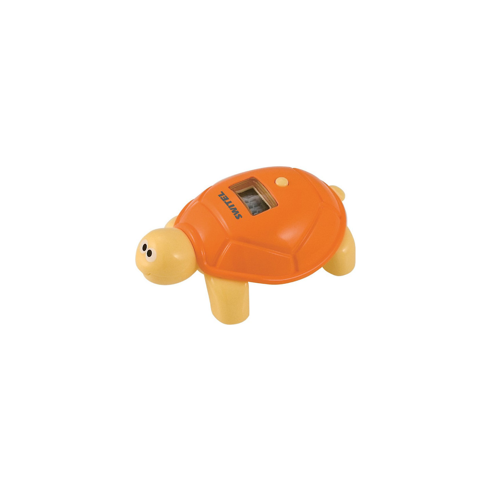 Детский термометр для ванной BC200, SWITELДетский термометр для ванной BC200 SWITEL  <br><br>Термометр для ванной Швейцарской компании SWITEL позволить точно определить наиболее комфортную для купания малыша температуру (32-38 градусов).<br><br>Этот водонепроницаемый и непотопляемый детский термометр одновременно станет забавной игрушкой на время купания. <br><br>Производитель (бренд): Switel (Babies &amp; Kids)<br><br>Ширина мм: 150<br>Глубина мм: 130<br>Высота мм: 60<br>Вес г: 200<br>Возраст от месяцев: 0<br>Возраст до месяцев: 36<br>Пол: Унисекс<br>Возраст: Детский<br>SKU: 2507753