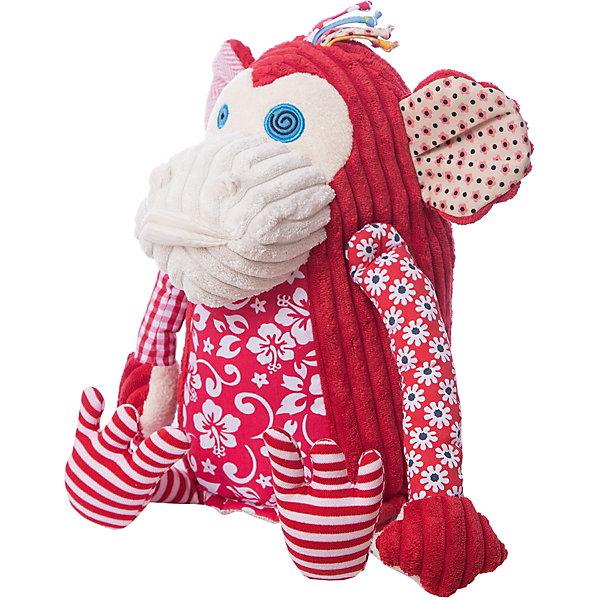 DEGLINGOS  Обезьянка Bogos OriginalМягкие игрушки животные<br>DEGLINGOS  Обезьянка Bogos Original (Деглингос)<br><br>Характеристики:<br><br>• оригинальный дизайн<br>• приятен на ощупь<br>• материал: текстиль<br>• размер упаковки: 35х26х15 см<br><br>Забавная обезьянка Bogos станет одной из любимых игрушек малыша. Она имеет яркую расцветку, а ее шерстка выполнена из разноцветных тканей. Ручки, ножки и глазки обезьянки имеют разный размер, что делает ее еще оригинальнее. Такая замечательная игрушка займет достойное место в вашем доме!<br><br>DEGLINGOS  Обезьянка Bogos Original (Деглингос) вы можете купить в нашем интернет-магазине.<br><br>Ширина мм: 120<br>Глубина мм: 120<br>Высота мм: 350<br>Вес г: 230<br>Возраст от месяцев: 36<br>Возраст до месяцев: 1188<br>Пол: Унисекс<br>Возраст: Детский<br>SKU: 2523733