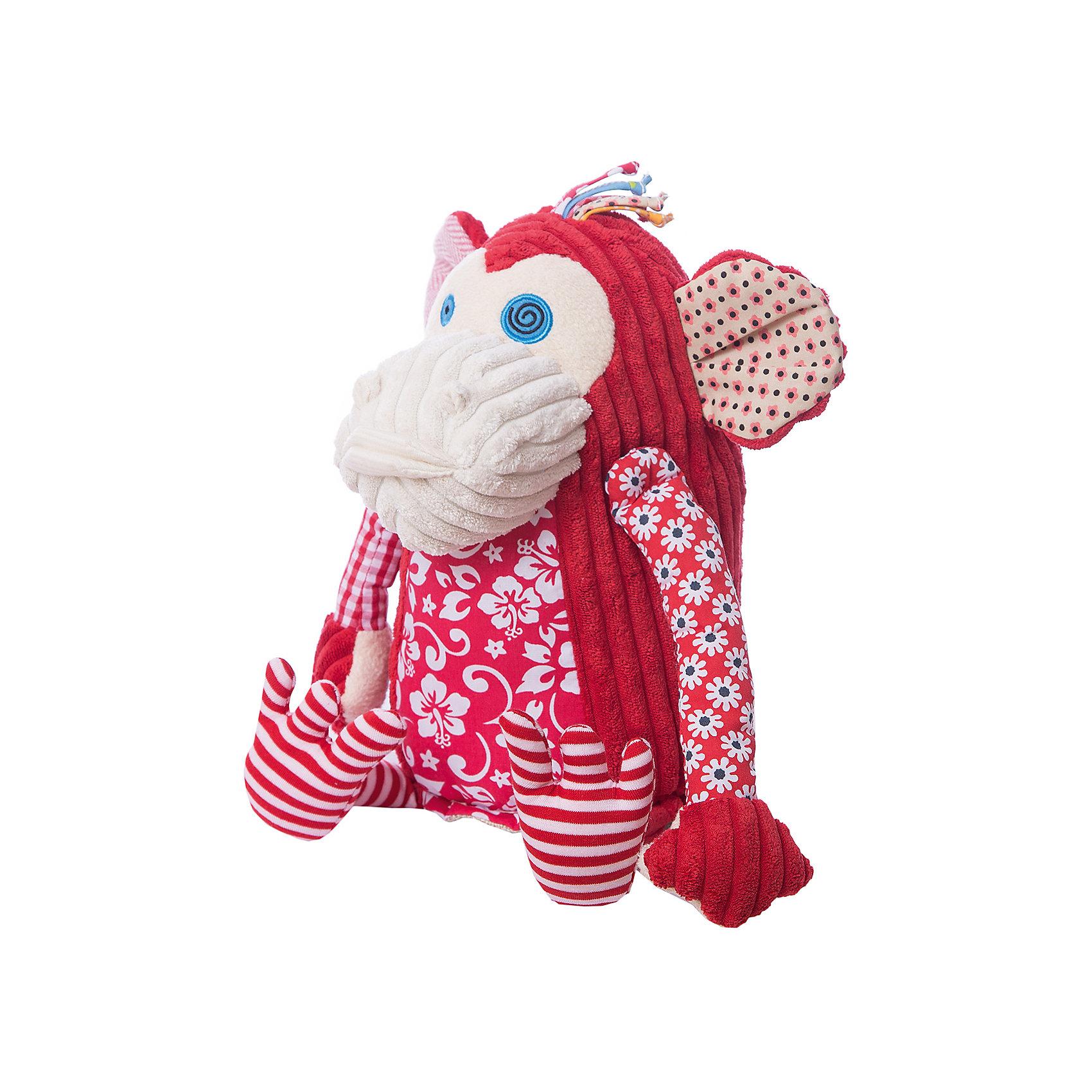 DEGLINGOS  Обезьянка Bogos OriginalЗвери и птицы<br>DEGLINGOS  Обезьянка Bogos Original (Деглингос)<br><br>Характеристики:<br><br>• оригинальный дизайн<br>• приятен на ощупь<br>• материал: текстиль<br>• размер упаковки: 35х26х15 см<br><br>Забавная обезьянка Bogos станет одной из любимых игрушек малыша. Она имеет яркую расцветку, а ее шерстка выполнена из разноцветных тканей. Ручки, ножки и глазки обезьянки имеют разный размер, что делает ее еще оригинальнее. Такая замечательная игрушка займет достойное место в вашем доме!<br><br>DEGLINGOS  Обезьянка Bogos Original (Деглингос) вы можете купить в нашем интернет-магазине.<br><br>Ширина мм: 120<br>Глубина мм: 120<br>Высота мм: 350<br>Вес г: 230<br>Возраст от месяцев: 36<br>Возраст до месяцев: 1188<br>Пол: Унисекс<br>Возраст: Детский<br>SKU: 2523733