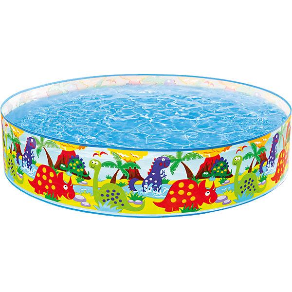 Детский надувной бассейн Зоопарк, IntexБассейны<br>Характеристики товара:<br><br>• материал: винил<br>• размеры 122x25 см, <br>• размеры в упакованном виде 40x27x30 см,<br>• объем: 237 л (при наполняемости 80%)<br><br>Детский каркасный бассейн Intex (Интекс) с изображениями животных на боковых стенках прекрасно подойдет для водных развлечений на свежем воздухе. <br><br>Диаметр бассейна 122 см позволяет одновременно играть в воде нескольким малышам. <br><br>Высота бортиков 25 см, что делает игры в воде безопасными для самых маленьких.<br><br>Intex  (Интекс) детский  бассейн можно купить в нашем магазине.<br><br>Ширина мм: 136<br>Глубина мм: 132<br>Высота мм: 288<br>Вес г: 1022<br>Возраст от месяцев: 36<br>Возраст до месяцев: 1164<br>Пол: Унисекс<br>Возраст: Детский<br>SKU: 2535139