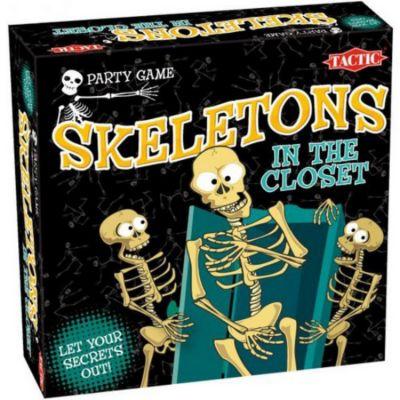 Игра Скелеты в шкафу , Tactic Games