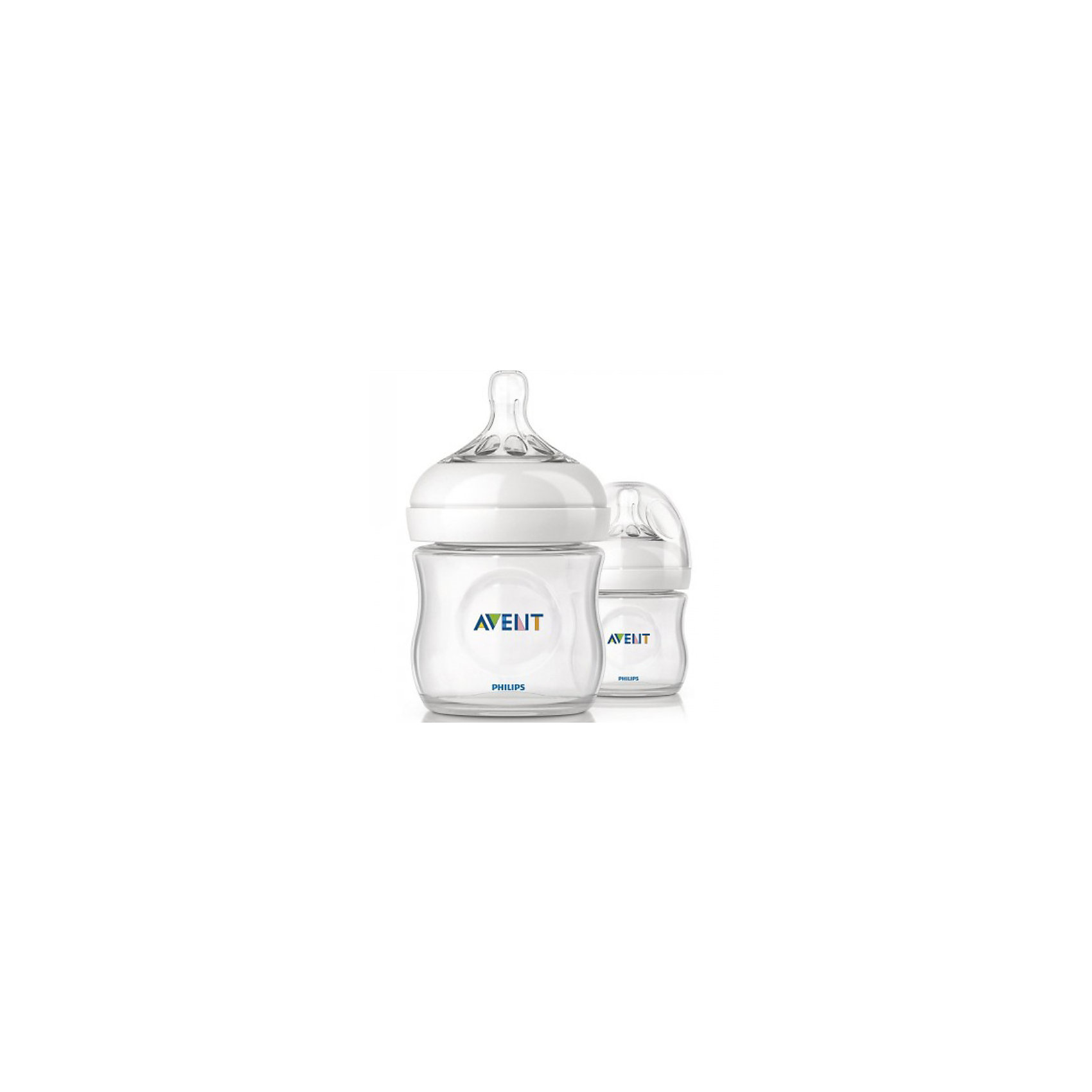 ��������� ��� ��������� Natural, 125 ��, ��������� �����, 2 ��., AVENT (PHILIPS AVENT)