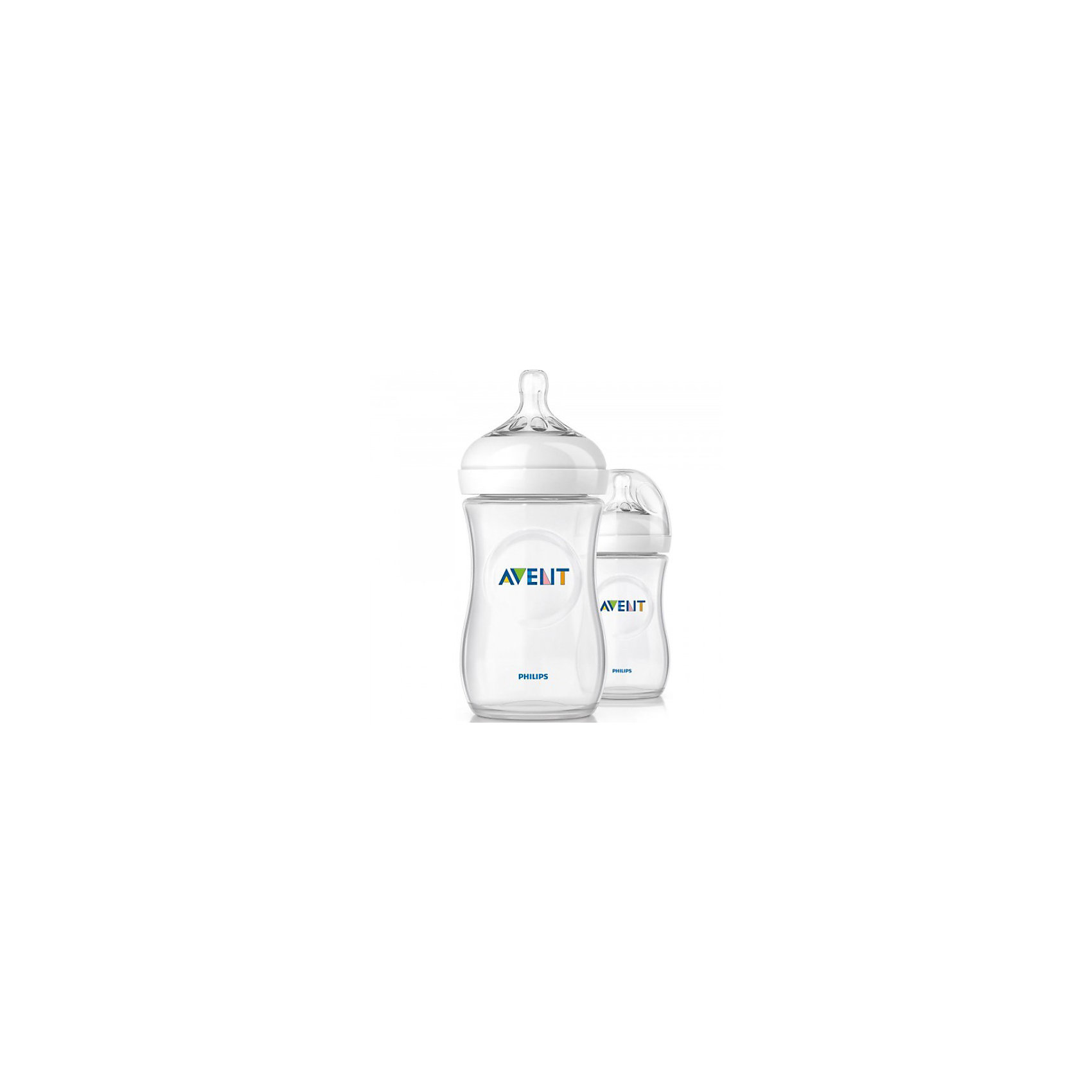 ��������� ��� ��������� Natural, 260 ��, ��������� �����, 2 ��., AVENT (PHILIPS AVENT)