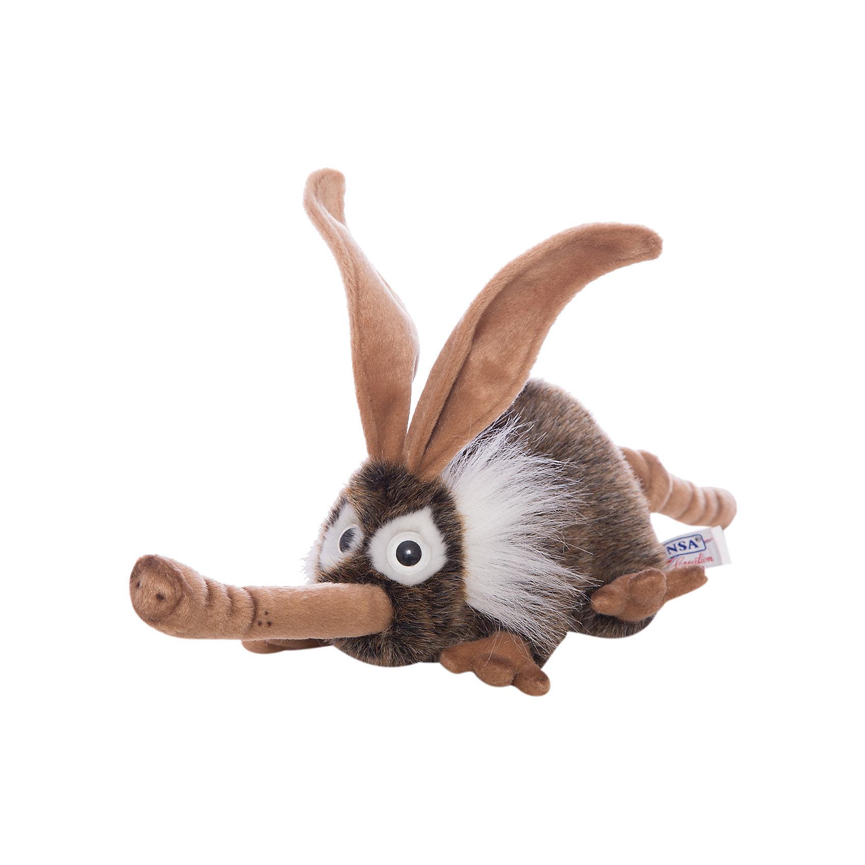 Hansa Троль с носом, 26Мягкие игрушки животные<br>Торговая марка Hansa стала широко известной и популярной практически во всем мире и получила множество международных призов. Игрушки максимально точно копируют оригинал и могут быть выполнены в натуральную величину. Шьются и набиваются вручную, что позволяет достигнуть максимальной реалистичности образа. Изготавливаются из искусственного меха, специально обработанного для придания схожести с мехом конкретного вида животного. Снабжены проволочным каркасом. При помощи игрушек Hansa можно создавать различные интерьерные образы в детских, студиях и «живых уголках».<br><br>Ширина мм: 260<br>Глубина мм: 230<br>Высота мм: 140<br>Вес г: 250<br>Возраст от месяцев: 36<br>Возраст до месяцев: 144<br>Пол: Унисекс<br>Возраст: Детский<br>SKU: 2541746
