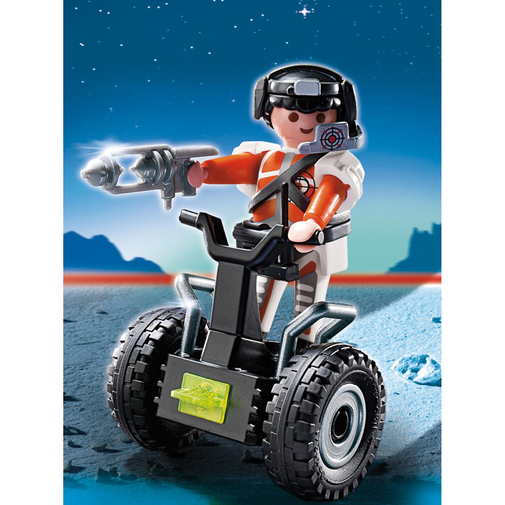 PLAYMOBIL® PLAYMOBIL  5296 Экстра-набор: Топ агент на гоночной машине playmobil® playmobil 5289 секретный агент мега робот с бластером