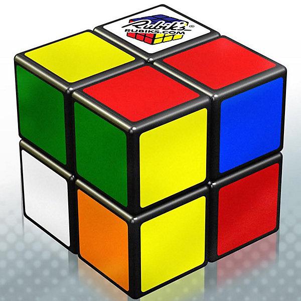 Головоломка Кубик Рубика 2х2, RubiksГоловоломки Кубик Рубика<br>Rubiks Кубик Рубика 2х2 (сторона 46 мм) – это передовые технологии производства и дизайна, которые нашли отражение как в конструкции головоломки, так и в современной бумажной ЭКО-упаковке.<br><br>Особенности головоломки:<br><br>- Новый размер стороны – 46мм (на 15% больше предыдущей версии).<br>- Улучшенный механизм вращения, обеспечивающий плавное и мягкое вращение.<br>- Теперь без наклеек –  на всех сторонах кубика используются цветные пластиковые вставки, что обеспечивает долговечность кубика, отличный внешний вид и 100% защиту от любителей собрать головоломку с помощью переклеивания наклеек!<br><br>Дополнительная информация:<br><br>- Материал: пластик.<br>- Размеры упаковки, д х ш х в: 50 х 130 х 150 мм.<br>- Вес: 160 гр.<br><br>Ширина мм: 50<br>Глубина мм: 130<br>Высота мм: 150<br>Вес г: 160<br>Возраст от месяцев: 84<br>Возраст до месяцев: 1188<br>Пол: Унисекс<br>Возраст: Детский<br>SKU: 2556262