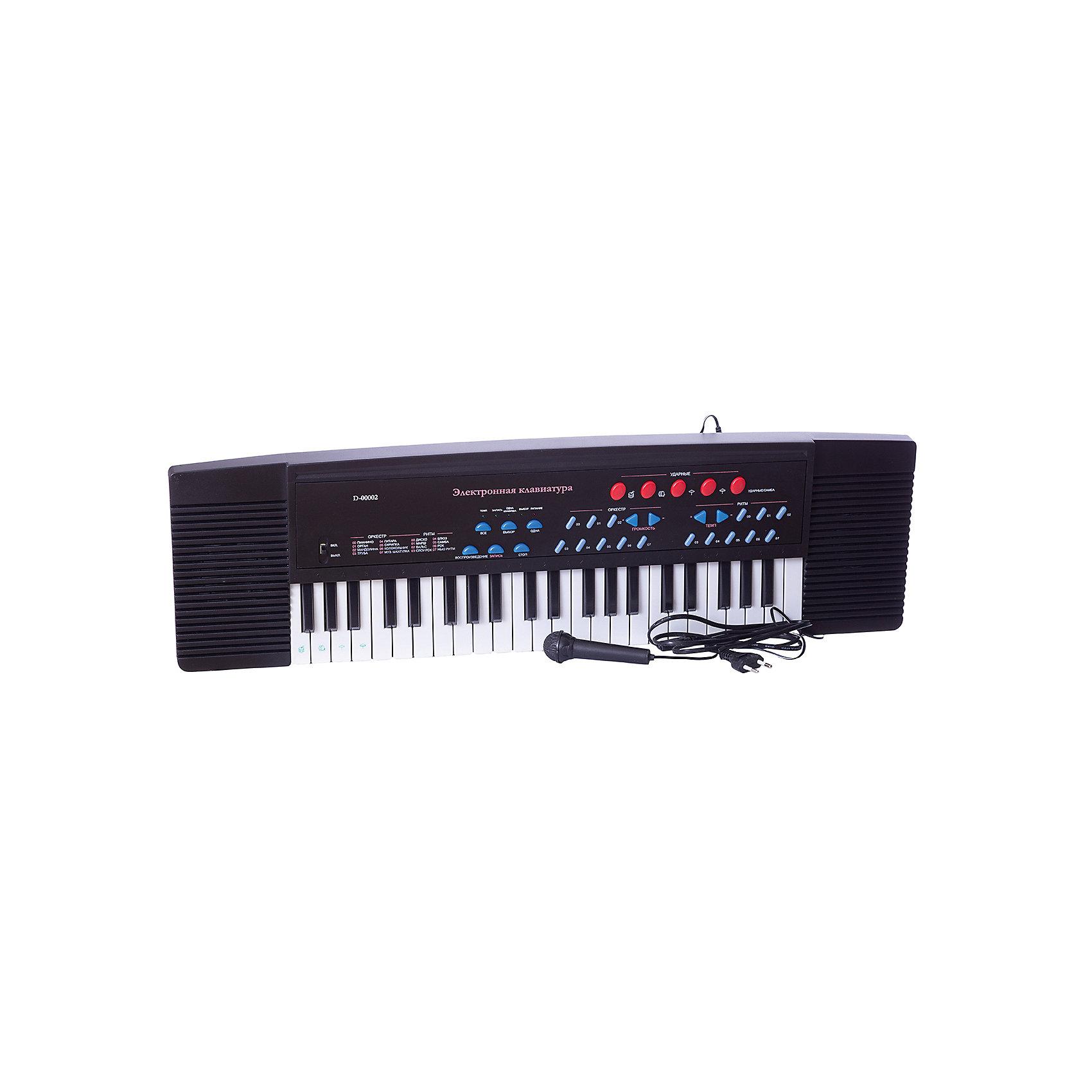 - DoReMi Синтезатор, 37 клавиш музыкальный инструмент детский doremi синтезатор 37 клавиш 80 см