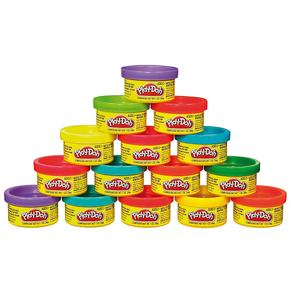 Play-Doh Набор для праздникаНаборы для лепки<br>Play-Doh Набор для праздника - большой набор очень мягкого и безопасного пластилина для реализации творческих задумок вашего малыша!<br><br>Набор включает в себя целых 15 баночек с пластилином Плей До разного цвета. Пластилин, ваша фантазия и праздник обеспечен!<br><br>Дополнительная информация:<br><br>- Состав  пластилина: в состав пластилина входят только безопасные ингредиенты, в т.ч. пшеница, натуральные пищевые красители и ароматизаторы.<br>- Пластилин не крошится и не ломается, его легко разминать даже самым маленьким и неопытным пальчикам!<br>- Пластилин не прилипает к мебели и полу.<br>- Срок хранения в закрытых баночках: 5 лет.<br>- При длительном хранении на воздухе пластилин застывает, но вновь становится мягким, если перед лепкой его смочить водой. <br>- Размеры упаковки: 5,1 х 19,1 х 27,9 см.<br><br>Play-Doh Набор для праздника можно купить в нашем магазине.<br>Ширина мм: 51; Глубина мм: 191; Высота мм: 279; Вес г: 610; Возраст от месяцев: 36; Возраст до месяцев: 108; Пол: Унисекс; Возраст: Детский; SKU: 2558558;