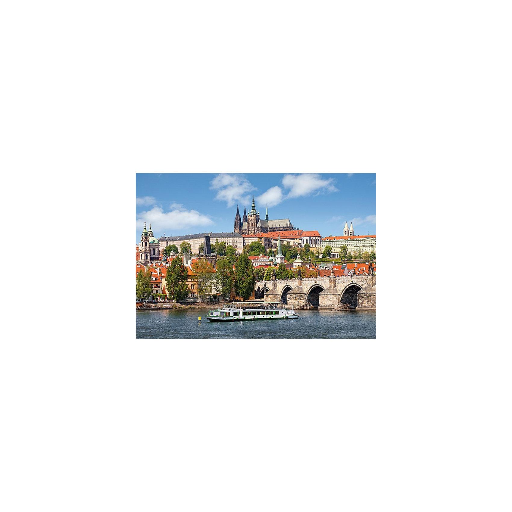 Пазлы Прага, Чехия, 1000 деталей, CastorlandПазлы Прага, Чехия, 1000 деталей  - яркий, красивый и качественный пазл от Castorland.<br><br>Дополнительная информация:<br><br>- Кол-во деталей: 1000 шт.<br>- Материал: картон.<br>- Размер собранной картинки: 68 х 47 см.<br>- Размеры: 350x250x53 мм.<br><br>Ширина мм: 350<br>Глубина мм: 50<br>Высота мм: 250<br>Вес г: 500<br>Возраст от месяцев: 168<br>Возраст до месяцев: 1188<br>Пол: Унисекс<br>Возраст: Детский<br>Количество деталей: 1000<br>SKU: 2562323