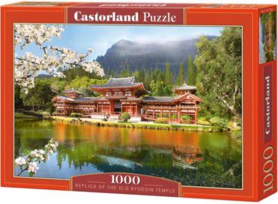 Пазл Пагода , 1000 деталей, Castorland
