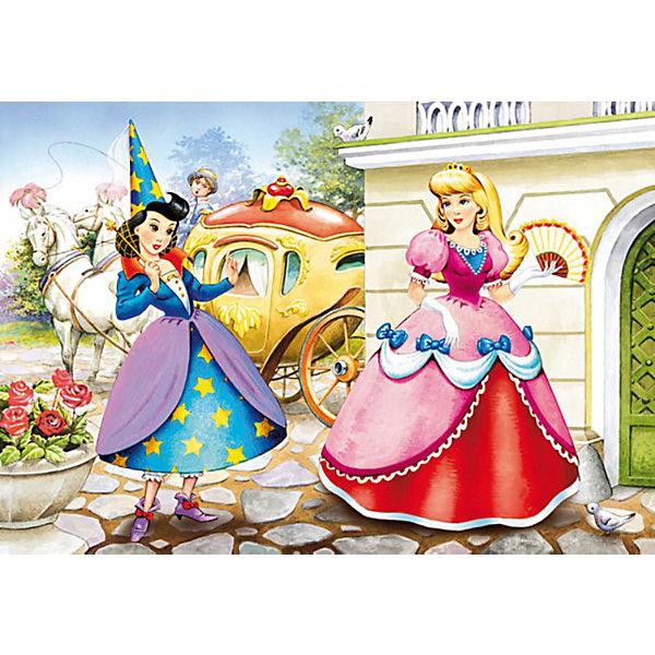 Пазл Золушка, 60 деталей, CastorlandПринцессы Дисней<br>Пазлы Золушка, 60 деталей  - яркий, красивый и высококачественный детский пазл, созданный по мотивам любимой сказки.<br><br>Дополнительная информация:<br><br>- Кол-во деталей: 60 шт.<br>- Материал: картон.<br>- Размер собранной картинки: 32 х 23 см.<br>- Размеры: 130x180x35 мм<br><br>Ширина мм: 180<br>Глубина мм: 40<br>Высота мм: 130<br>Вес г: 150<br>Возраст от месяцев: 36<br>Возраст до месяцев: 84<br>Пол: Женский<br>Возраст: Детский<br>Количество деталей: 60<br>SKU: 2562344