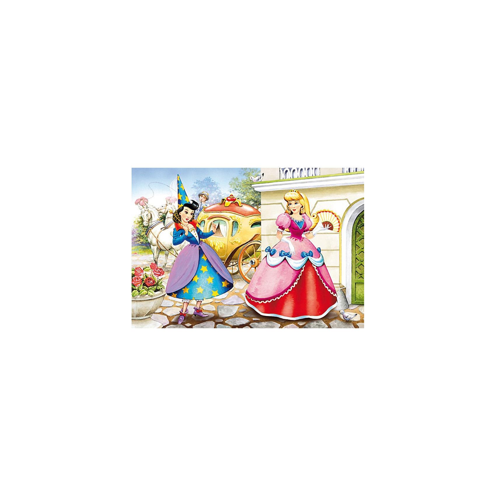 Пазл Золушка, 60 деталей, CastorlandПазлы Золушка, 60 деталей  - яркий, красивый и высококачественный детский пазл, созданный по мотивам любимой сказки.<br><br>Дополнительная информация:<br><br>- Кол-во деталей: 60 шт.<br>- Материал: картон.<br>- Размер собранной картинки: 32 х 23 см.<br>- Размеры: 130x180x35 мм<br><br>Ширина мм: 180<br>Глубина мм: 40<br>Высота мм: 130<br>Вес г: 150<br>Возраст от месяцев: 36<br>Возраст до месяцев: 84<br>Пол: Женский<br>Возраст: Детский<br>Количество деталей: 60<br>SKU: 2562344