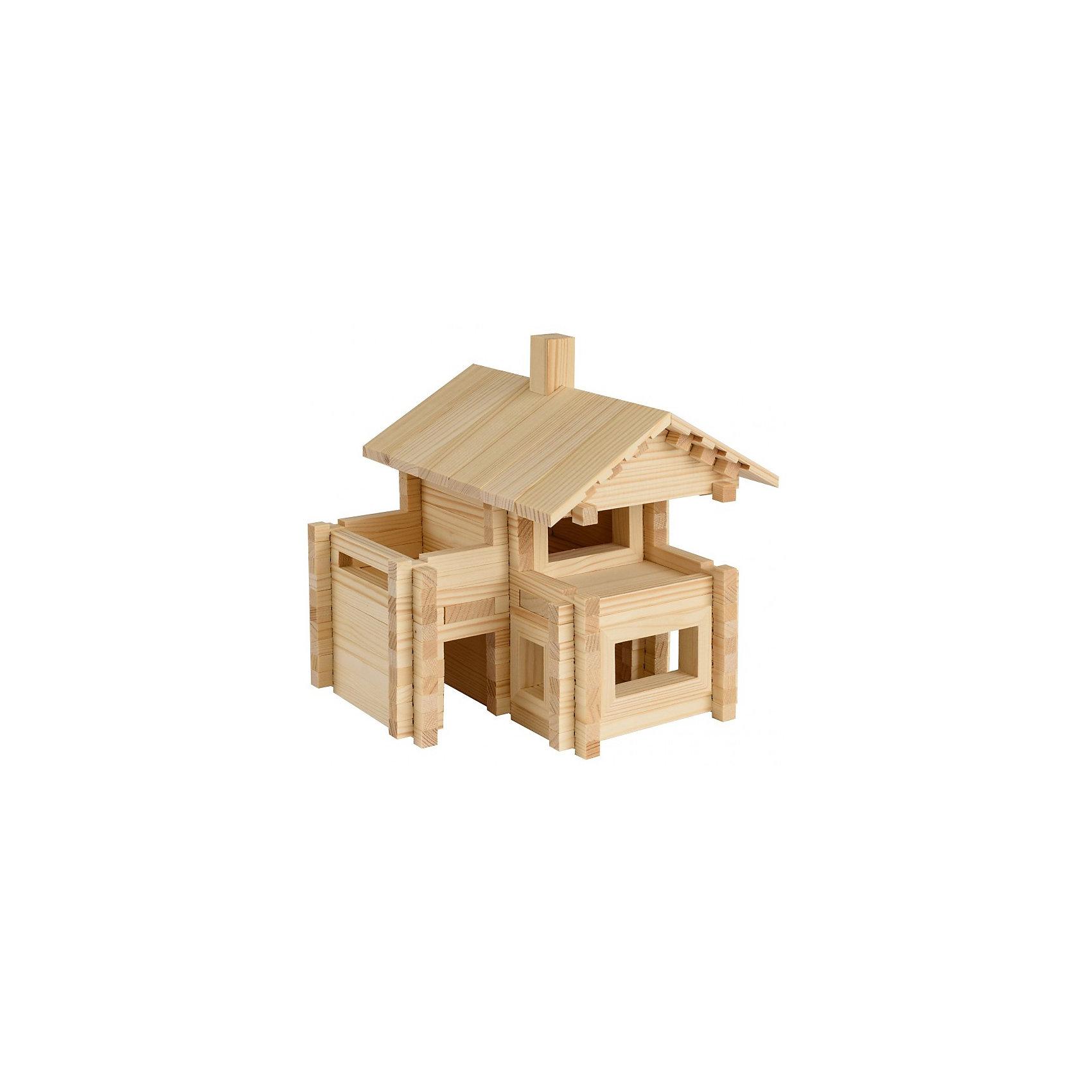 Конструктор ЛЕСОВИЧОК 003 Разборный домик №3 набор из 150 деталейДеревянные конструкторы<br>Все детали конструкторов РАЗБОРНЫЙ ДОМИК подходят друг к другу. Различие между наборами заключается в количестве и разнообразии деталей, и, как следствие, в количестве и сложности домиков, которые можно построить из данного набора. Каждый следующий набор, как правило, включает в себя всё разнообразие деталей из предыдущего, и, в тоже время, новые их виды. Из каждого набора РАЗБОРНЫЙ ДОМИК можно собрать, как минимум, то количество домиков, которое указано на коробке, чем больше набор – тем сложнее домики и больше их количество.<br><br>Дополнительная информация:<br><br>- в наборе 150 деталей<br>- материал: дерево (сосна)<br><br>Конструктор ЛЕСОВИЧОК 003 Разборный домик №3 набор из 150 деталей можно купить в нашем магазине.<br><br>Ширина мм: 295<br>Глубина мм: 265<br>Высота мм: 70<br>Вес г: 1000<br>Возраст от месяцев: 36<br>Возраст до месяцев: 180<br>Пол: Унисекс<br>Возраст: Детский<br>SKU: 2568360