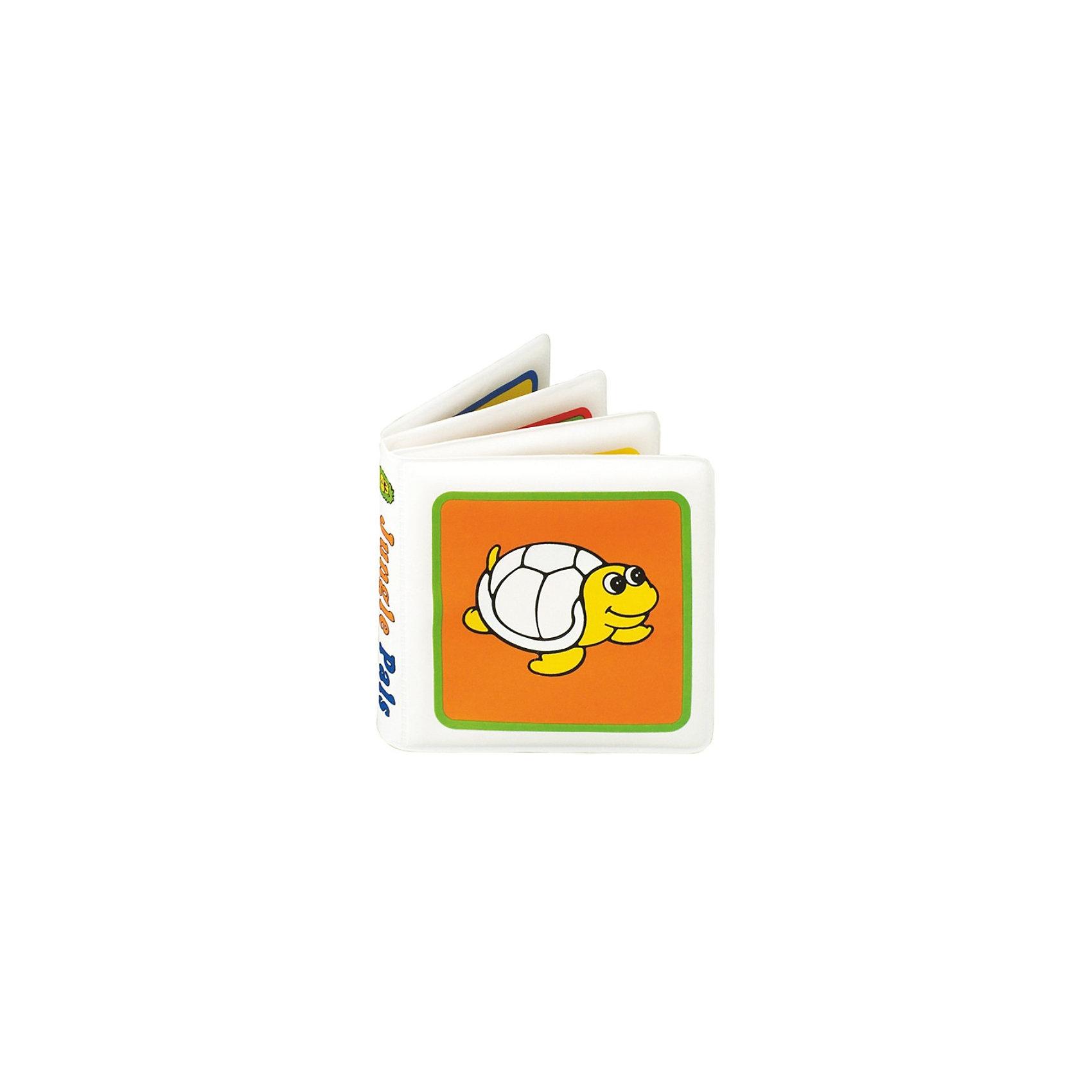 Мягкая книжка с рисунками, в ассортименте