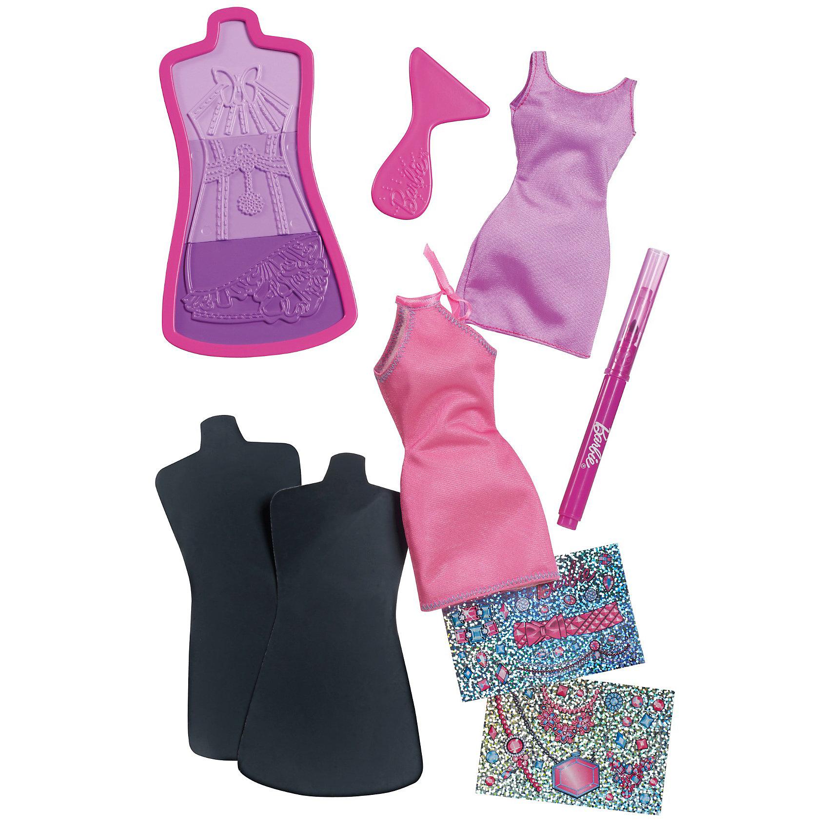 Модная дизайн-студия, в ассортименте, Barbie
