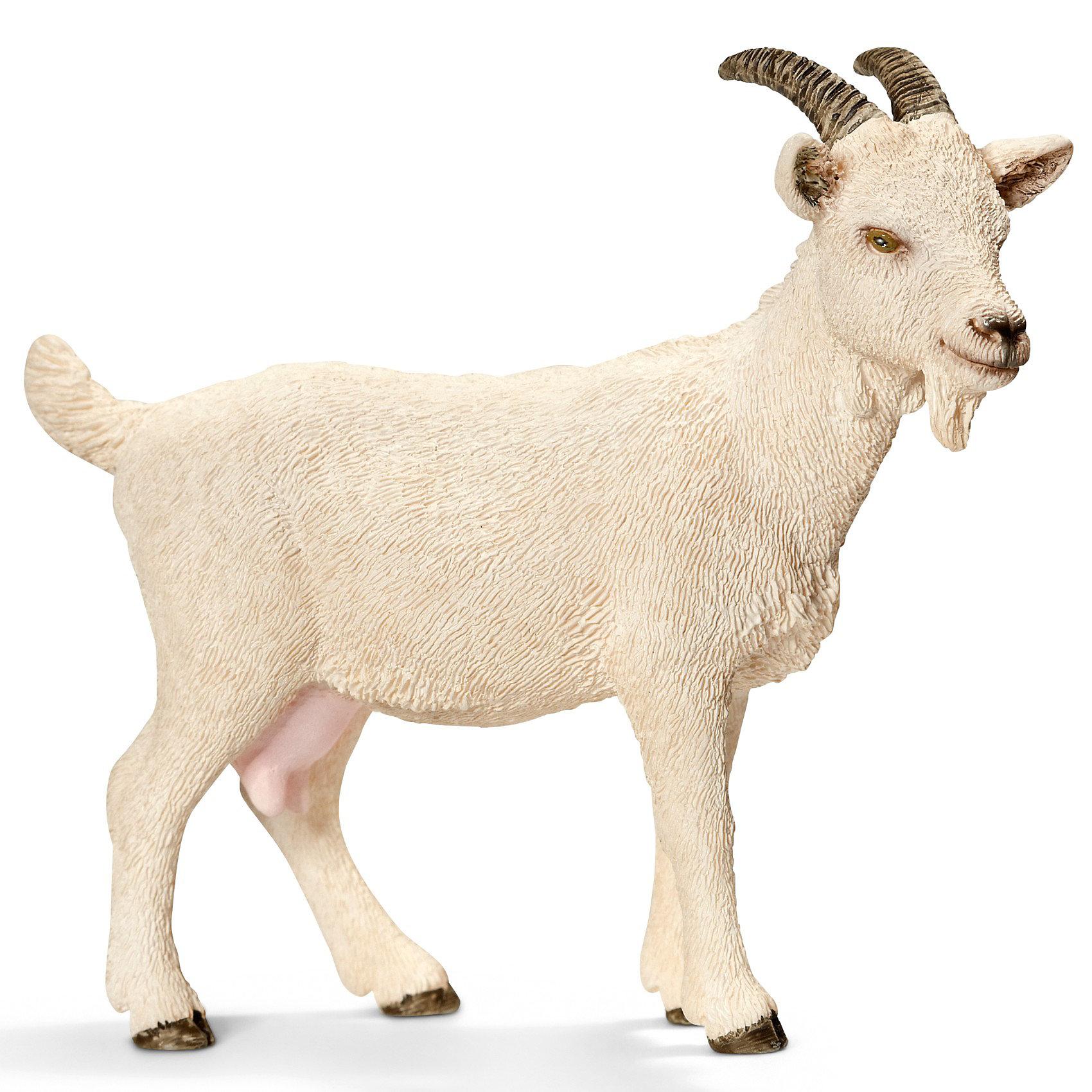 Schleich Schleich Домашняя коза. Серия Домашние животные schleich schleich зайчата серия домашние животные