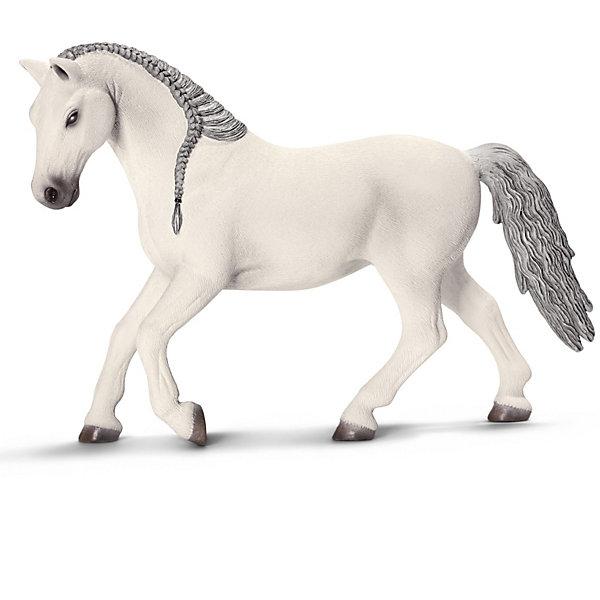 Schleich Липицианская кобыла. Серия Домашние животныеМир животных<br>Schleich (Шляйх) Липицианская кобыла. Серия Домашние животные. В конце шестнадцатого века эрцгерцог Карл II основал ферму в г. Липица, где и были выведены Липицианские лошади.<br><br>Дополнительная информация:<br><br>-размеры (ДхШхВ): 4х9,5х14 см<br>-в разработке каждой фигурки Schleich (Шляйх) опирается на исследования в области педагогики, создавая маленькие произведения для маленьких ручек.<br>-материал: высококачественный пластик<br><br>Красивая детально проработанная фигурка Липицианской кобылы прекрасно дополнит вашу коллекцию фигурок Schleich (Шляйх).<br><br>Игрушку Schleich (Шляйх) Липицианская кобыла. Серия Домашние животные  можно купить  в нашем магазине<br><br>Ширина мм: 159<br>Глубина мм: 109<br>Высота мм: 45<br>Вес г: 134<br>Возраст от месяцев: 36<br>Возраст до месяцев: 96<br>Пол: Женский<br>Возраст: Детский<br>SKU: 2609290