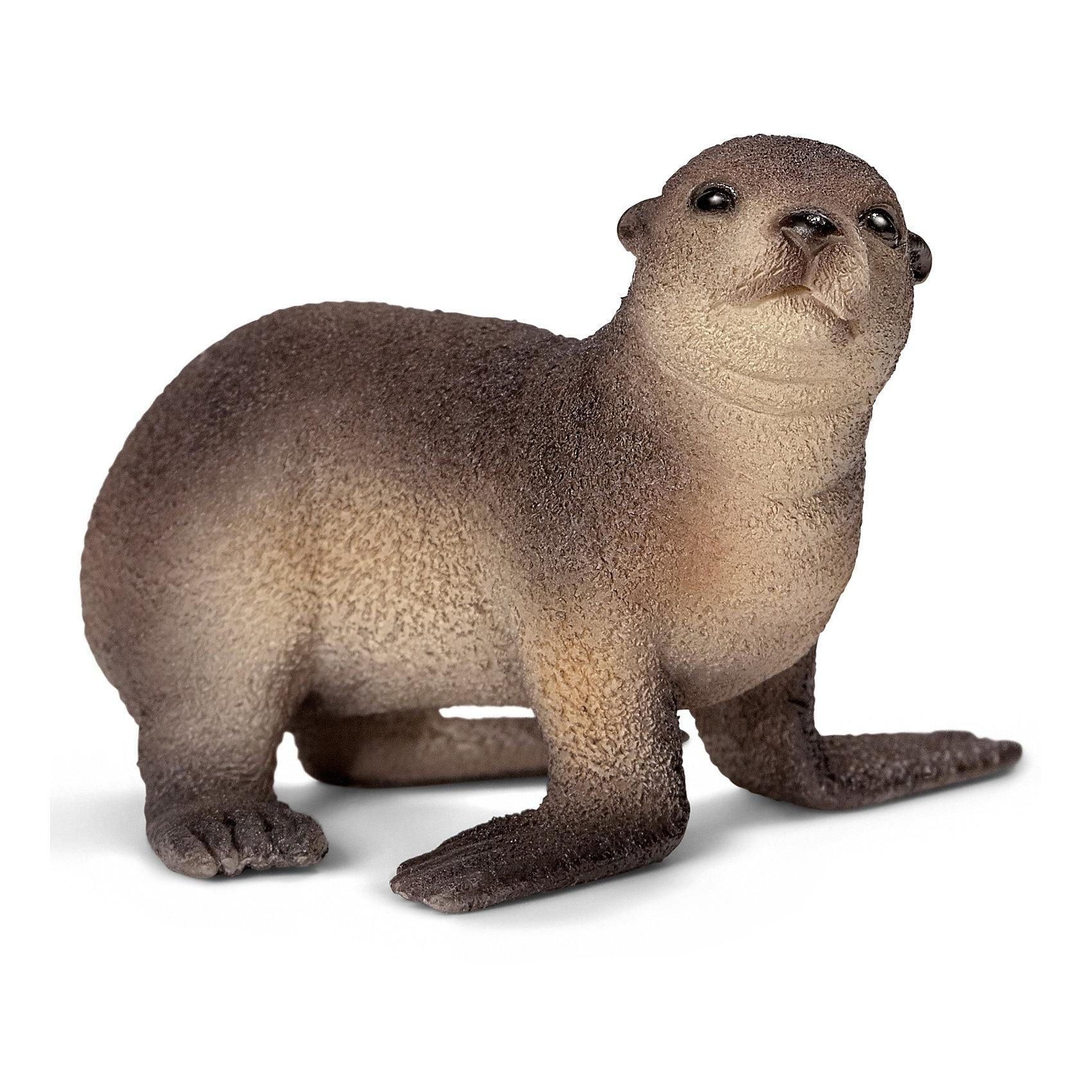 Schleich Морской львенок. Серия Дикие животныеМорской львенок от Schleich (Шляйх) входит в серию игрушек Дикие животные. Пластиковая  фигурка  в подробностях передает внешние черты настоящего животного.<br><br>Дополнительная информация:<br><br>-размеры (ДхШхВ): 4,5х3,0х4,5 см<br>-материал: пластик<br>-фигурка раскрашена вручную<br><br>Игрушка станет прекрасным подарком любому ребенку!<br><br>Schleich (Шляйх) Морского львенка. Серия Дикие животные вы можете купить в нашем магазине.<br><br>Ширина мм: 54<br>Глубина мм: 57<br>Высота мм: 31<br>Вес г: 15<br>Возраст от месяцев: 36<br>Возраст до месяцев: 96<br>Пол: Унисекс<br>Возраст: Детский<br>SKU: 2609298