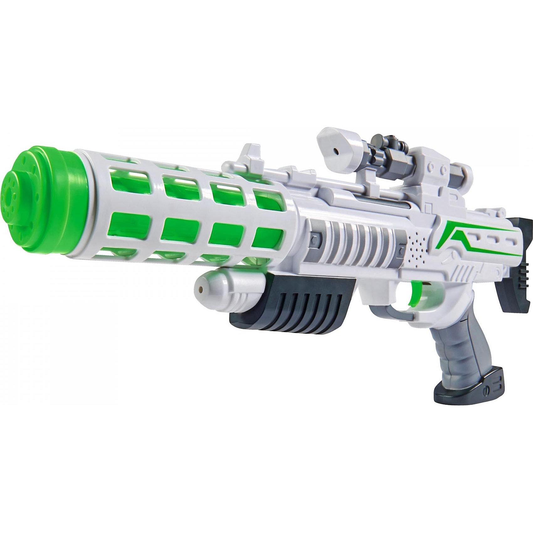 Световой бластер, свет, SimbaХарактеристики:<br><br>• длина бластера: 44 см;<br>• особенности игрушечного оружия: световые и звуковые эффекты;<br>• батарейки входят в комплект набора: 2 шт. типа АА;<br>• размер упаковки: 48х22х6 см;<br>• вес: 581 г.<br><br>Игрушечное оружие для игры в войнушки выполнено из безопасных материалов. Световой бластер с прицелом издает звуки настоящих выстрелов. Мальчишки играют в солдат, армию, становятся сильнее и выносливее. <br><br>Световой бластер, свет, Simba можно купить в нашем магазине.<br><br>Ширина мм: 478<br>Глубина мм: 228<br>Высота мм: 66<br>Вес г: 522<br>Возраст от месяцев: 36<br>Возраст до месяцев: 96<br>Пол: Мужской<br>Возраст: Детский<br>SKU: 2616439