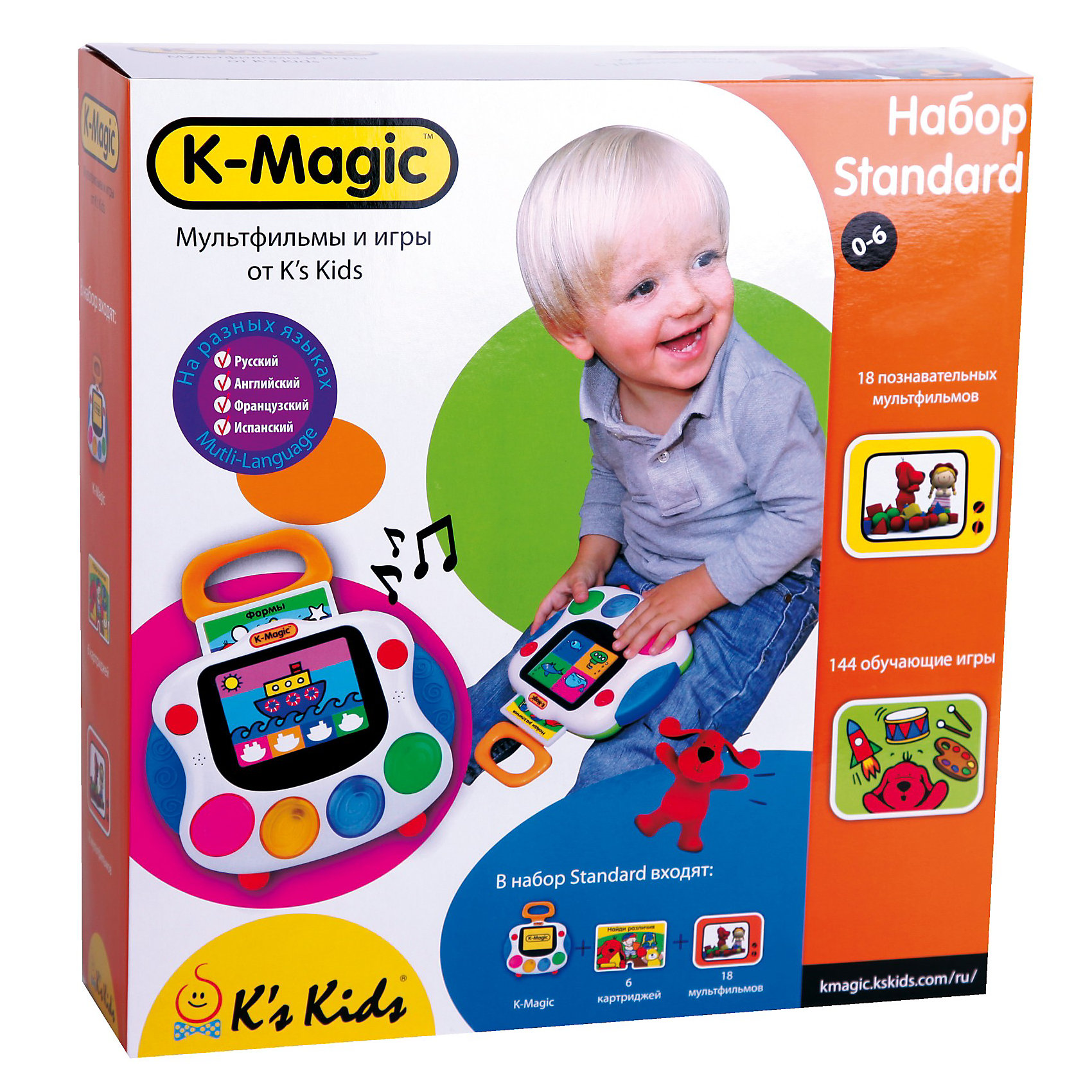 Набор K-Magic Standard, K`s Kids
