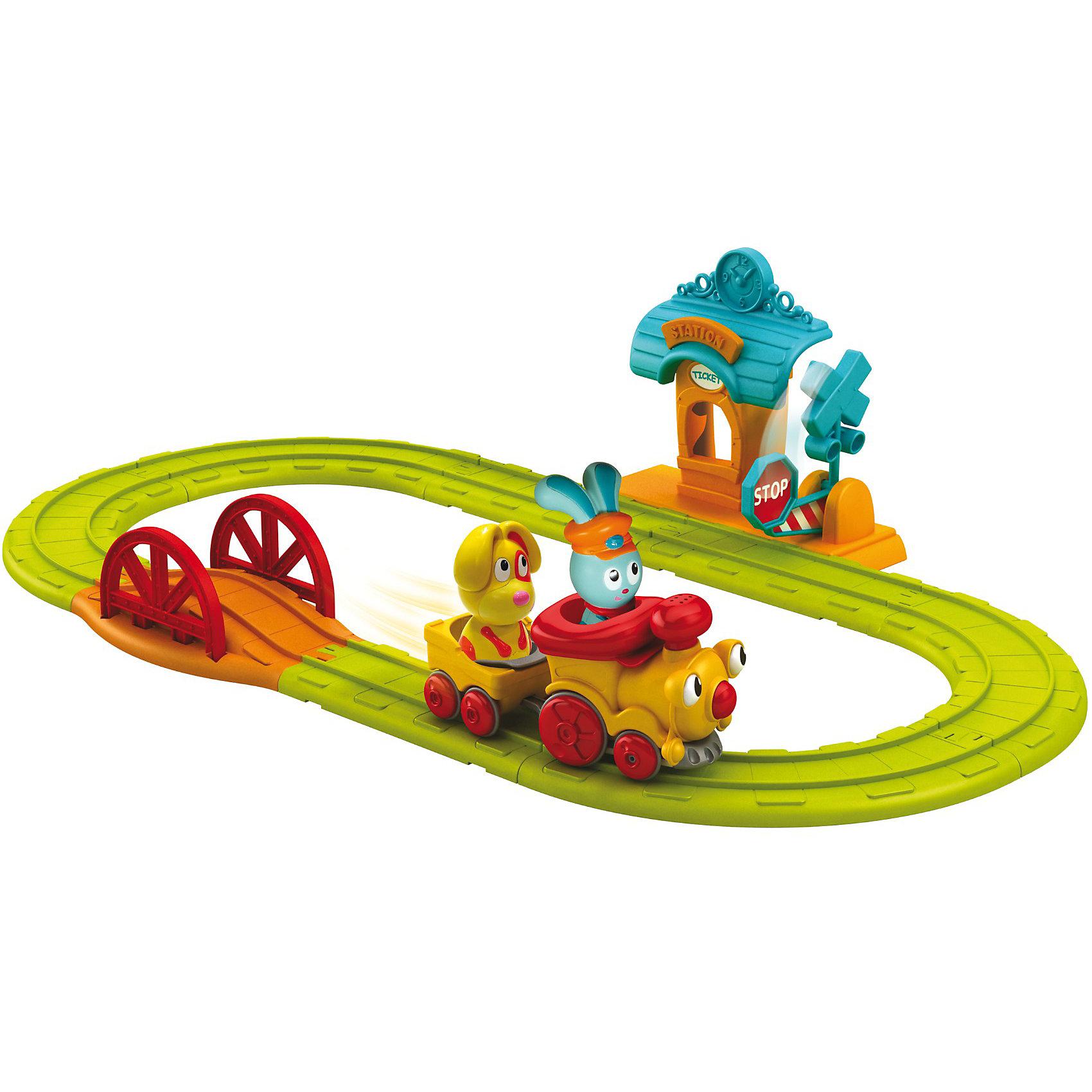 Ouaps Игровой набор Бани - железная дорога, Ouaps