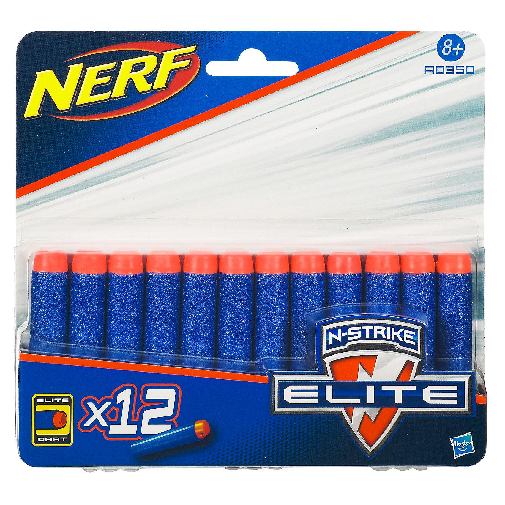 Комплект 12 стрел для бластеров, NERFКомплект мягких и безопасных стрел, которые подходят к любому бластеру Nerf Элит.<br><br>Дополнительная информация:<br>- Материал: резина.<br>- В комплекте: 12 шт.<br><br>Комплект из 12 стрел для бластеров, Nerf можно купить в нашем интернет - магазине.<br><br>Ширина мм: 168<br>Глубина мм: 152<br>Высота мм: 25<br>Вес г: 34<br>Возраст от месяцев: 96<br>Возраст до месяцев: 144<br>Пол: Мужской<br>Возраст: Детский<br>SKU: 2624490