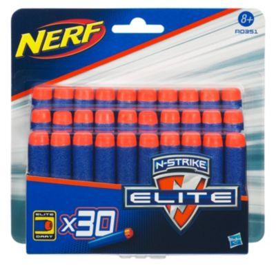 Hasbro Комплект 30 Стрел Для Бластеров, Nerf