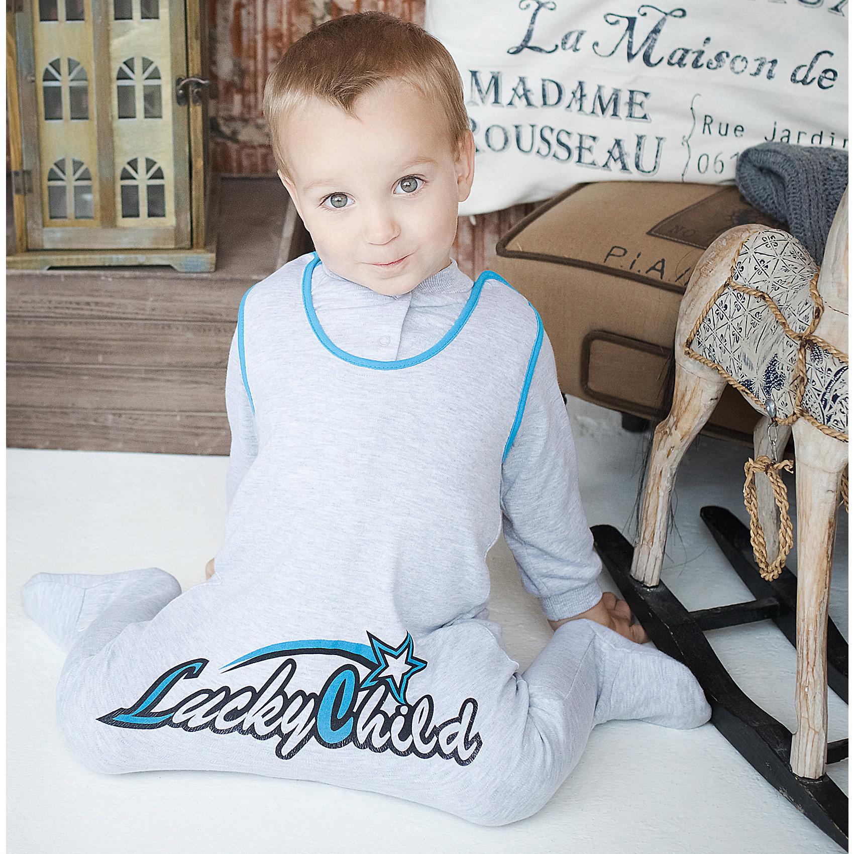 Lucky Child Ползунки для мальчика от myToys