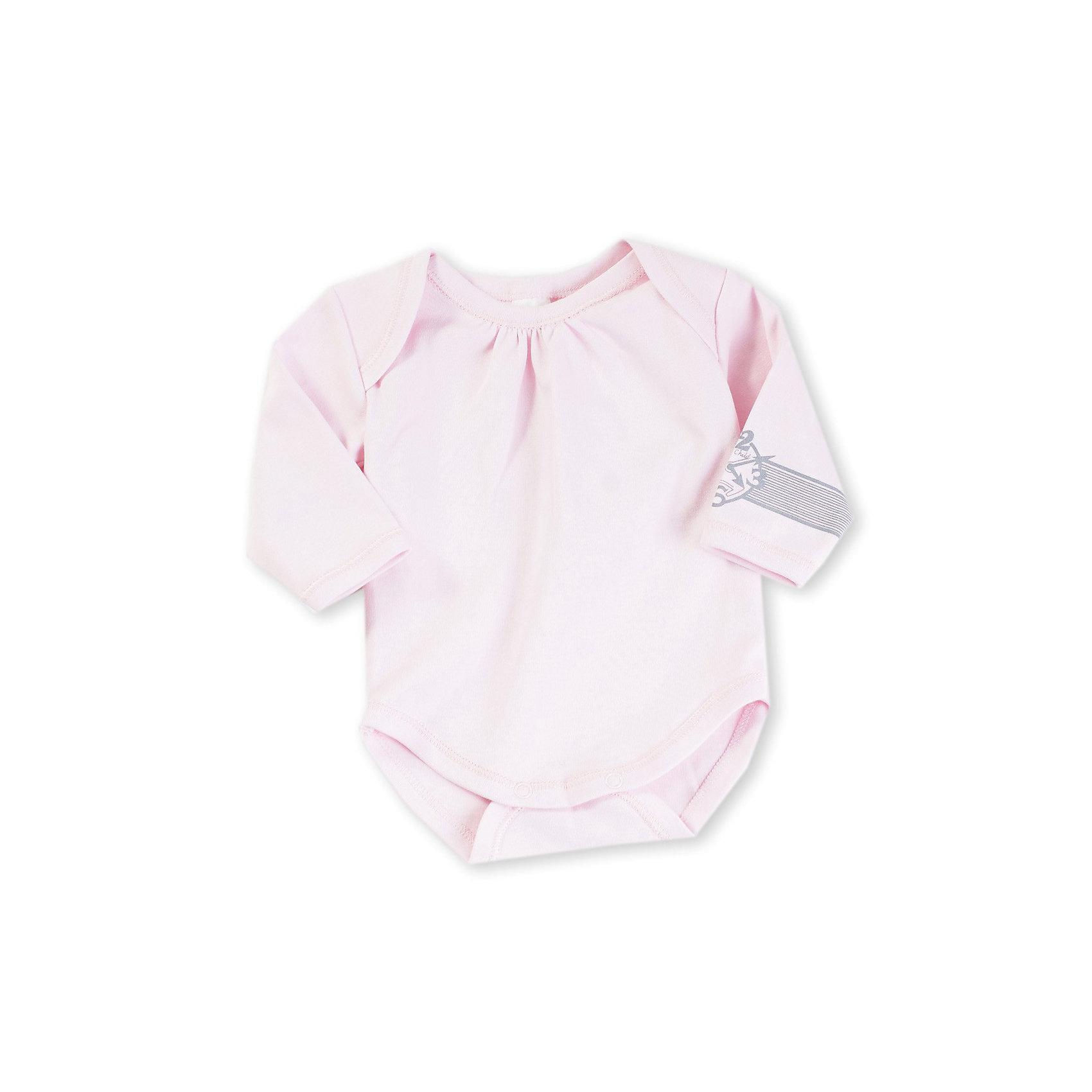 Lucky Child Боди для девочкиБоди<br>Стильное боди с длинным рукавом для юной модницы. Комфортная горловина с запахом. Застегивается на кнопки между ног. Приятный к телу натуральный гипоаллергенный материал (100% хлопок).<br><br>Ширина мм: 157<br>Глубина мм: 13<br>Высота мм: 119<br>Вес г: 200<br>Цвет: розовый<br>Возраст от месяцев: 2<br>Возраст до месяцев: 5<br>Пол: Женский<br>Возраст: Детский<br>Размер: 56/62,80/86,62/68,68/74,74/80<br>SKU: 2635152
