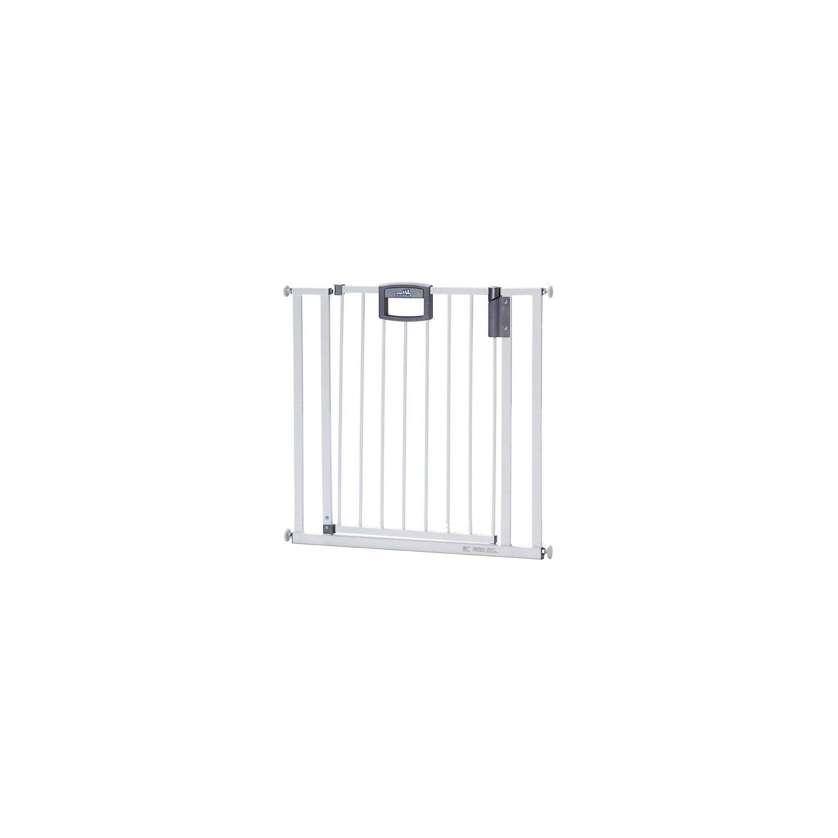 Geuther Барьеры-ворота Easy Lock 4782Блокирующие и защитные устройства для дома<br><br><br>Ширина мм: 9999<br>Глубина мм: 9999<br>Высота мм: 9999<br>Вес г: 9999<br>Возраст от месяцев: 6<br>Возраст до месяцев: 36<br>Пол: Унисекс<br>Возраст: Детский<br>SKU: 2717860