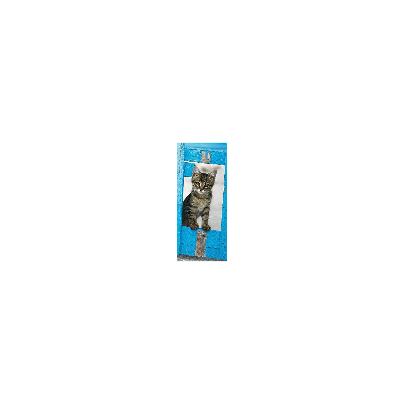 """Вертикальный пазл """"Любопытный котенок"""", 170 деталей, Ravensburger от myToys"""