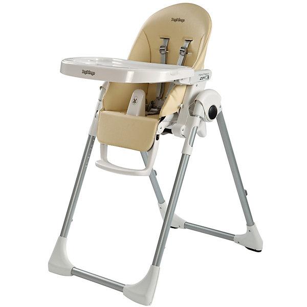 Стульчик для кормления Prima Pappa Zero3, Peg-Perego, Paloma кремСтульчики для кормления<br>Удобный и функциональный стульчик Prima Pappa Zero3, Peg-Perego, обеспечит комфорт и безопасность Вашего малыша во время кормления. Спинка сиденья легко регулируется в 5 положениях (вплоть до горизонтального), что позволяет использовать стульчик как для кормления так<br>и для игр и сна. Широкое и эргономичное мягкое сиденье будет удобно как малышу, так и ребенку постарше. Стульчик оснащен регулируемыми 5-точечными ремнями безопасности, а планка-разделитель для ножек под столиком не даст малышу соскользнуть. Высота стула<br>регулируется в 7 положениях, выбрав самое низкое положение и убрав столик, Вы легко трансформируете стул для кормления в низкий безопасный детский стульчик, куда ребенок может садиться сам. Подножка регулируется в 3 позициях, позволяя выбрать оптимальное для ребенка<br>положение. <br><br>Широкий съемный столик оснащен подносом с отделениями для кружки или стакана, поднос можно снять для быстрой чистки и использовать основную поверхность для игр и занятий. Для детей постарше стул можно использовать без столика для кормления, придвинув его к столу<br>для взрослых. Ножки оснащены колесиками с блокираторами, что позволяет легко перемещать стульчик по комнате. Кожаный чехол легко снимаются для чистки. Стульчик легко и компактно складывается и занимает мало места при хранении. Подходит для детей в возрасте от 0<br>месяцев до 3 лет.<br><br>Дополнительная информация:<br><br>- Цвет: Paloma крем.<br>- Материал: пластик, эко-кожа.<br>- Размер в разложенном состоянии: 55 х 76 х 105 см. <br>- Размер в сложенном состоянии: 58 х 28,5 х 103,5 cм. <br>- Вес: 7,6 кг.<br><br>Стульчик для кормления Prima Pappa Zero3, Peg-Perego, Paloma крем, можно купить в нашем интернет-магазине.<br>Ширина мм: 960; Глубина мм: 560; Высота мм: 300; Вес г: 9800; Возраст от месяцев: 0; Возраст до месяцев: 36; Пол: Унисекс; Возраст: Детский; SKU: 2976696;
