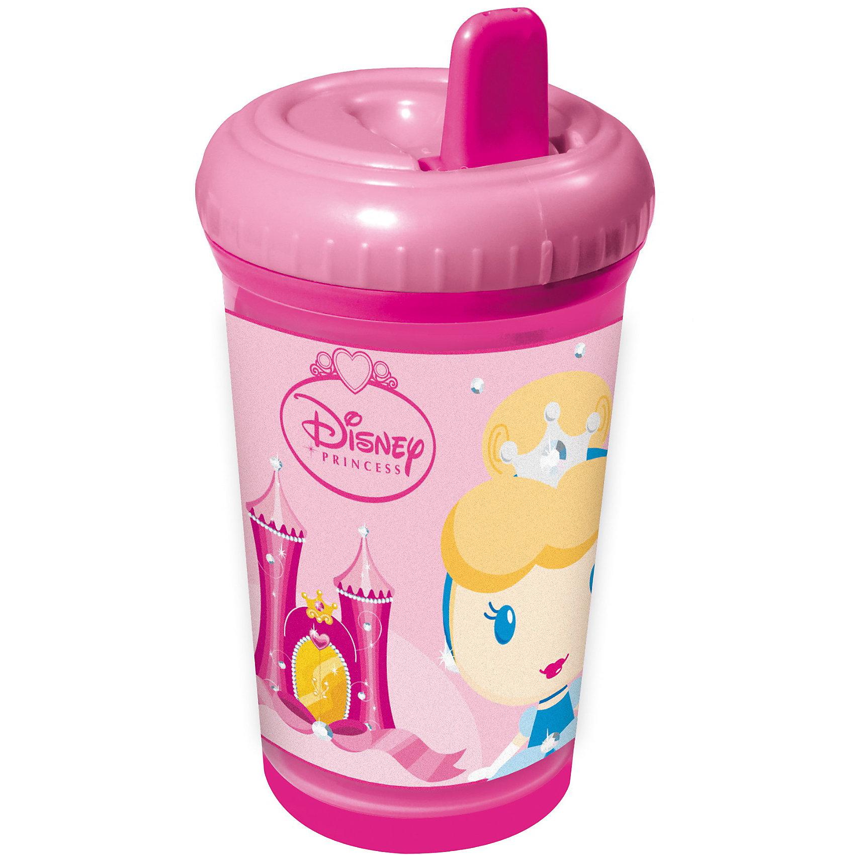 Disney Princess Кружка-непроливайка. Принцессы