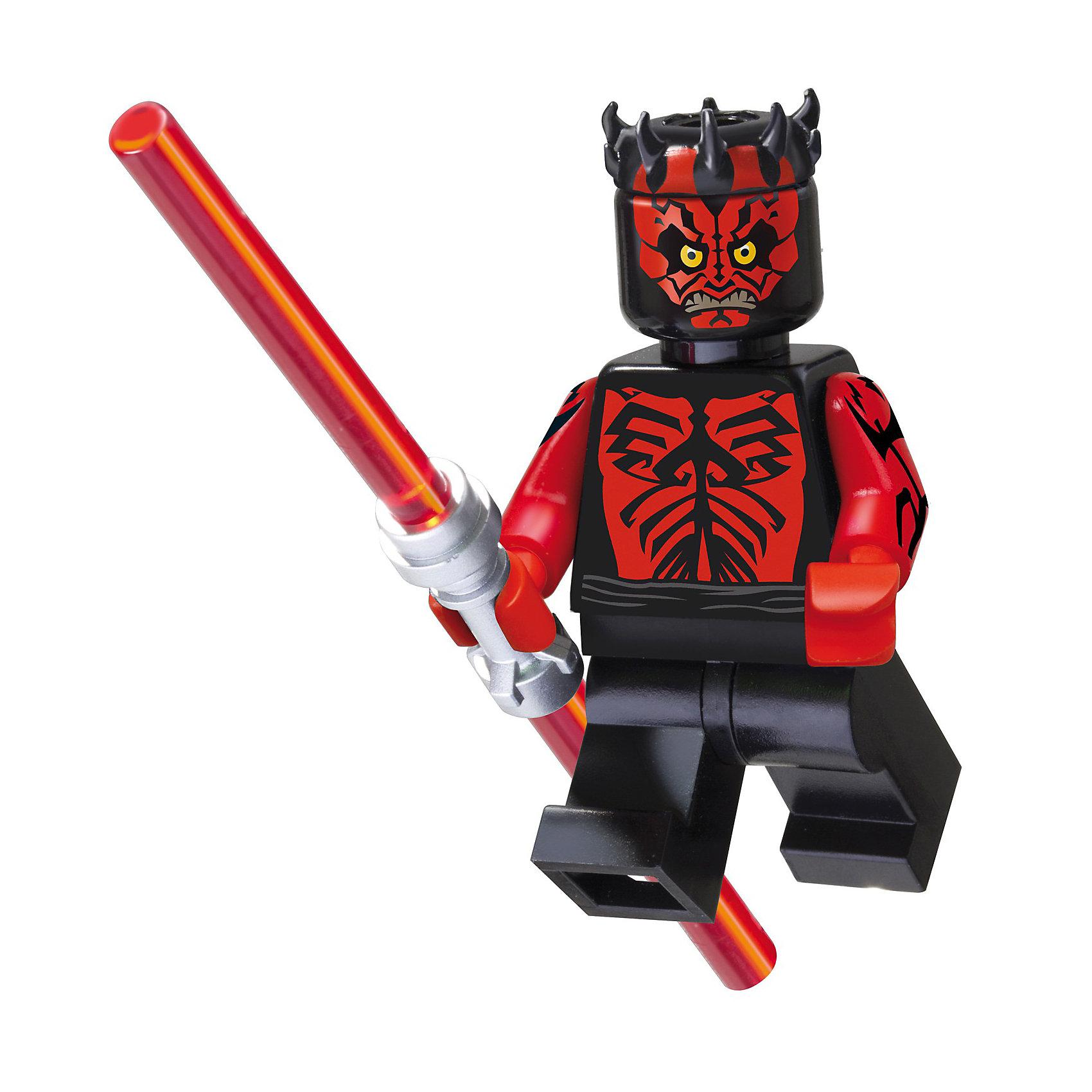 LEGO Star Wars Подарок минифигурка Дарта МолаПластмассовые конструкторы<br>star wars pdtplyst djbys djqys звезные войны воины стар ворсыефк цфкы<br><br>Ширина мм: 120<br>Глубина мм: 90<br>Высота мм: 90<br>Вес г: 10<br>Возраст от месяцев: 72<br>Возраст до месяцев: 1188<br>Пол: Мужской<br>Возраст: Детский<br>SKU: 3055336